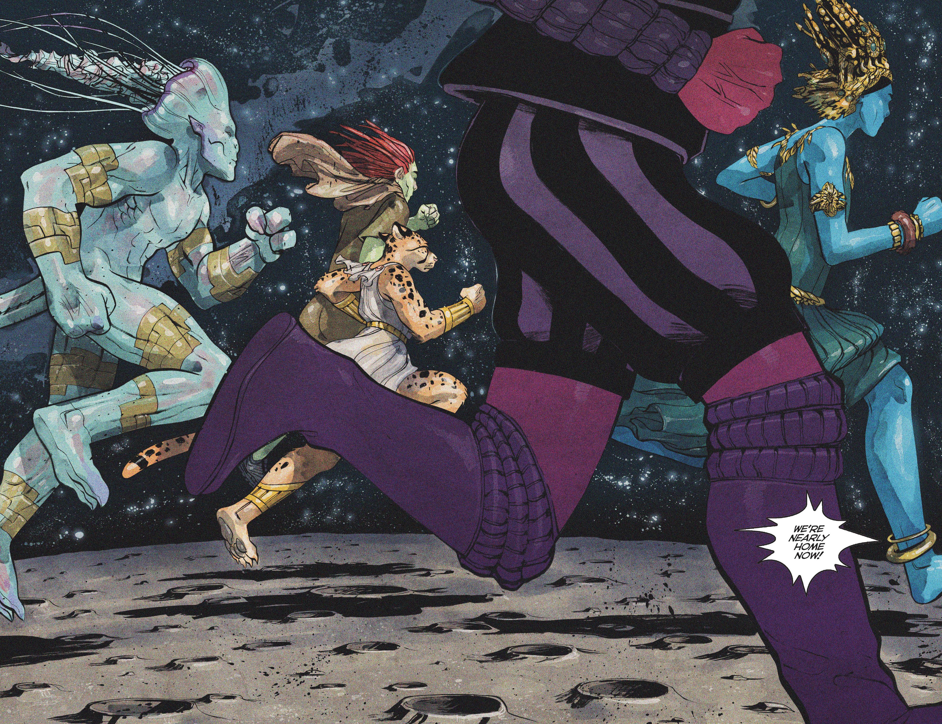 Read online Shutter comic -  Issue #23 - 2