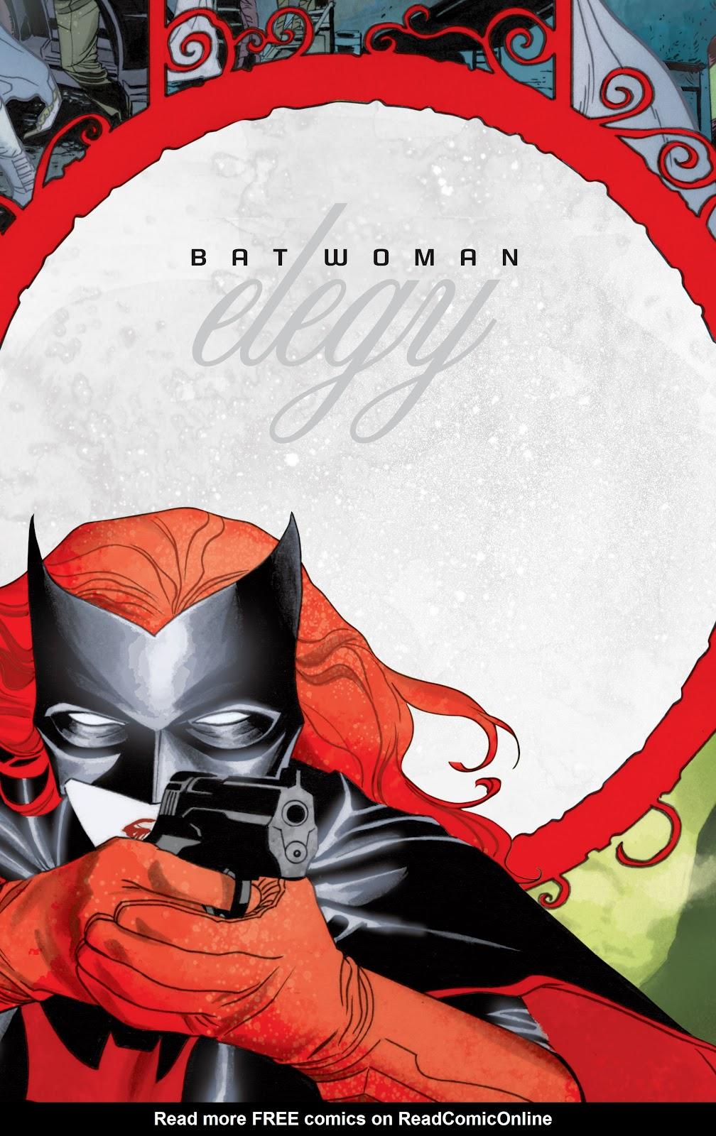 Read online Detective Comics (1937) comic -  Issue # _TPB Batwoman - Elegy (Part 1) - 2