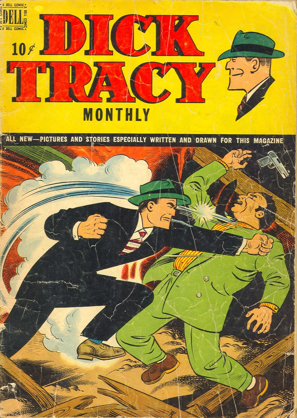 Dick Tracy Monthly 24 Page 1