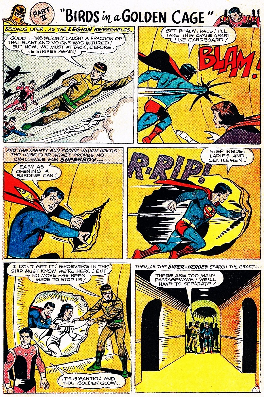 Read online Adventure Comics (1938) comic -  Issue #348 - 18