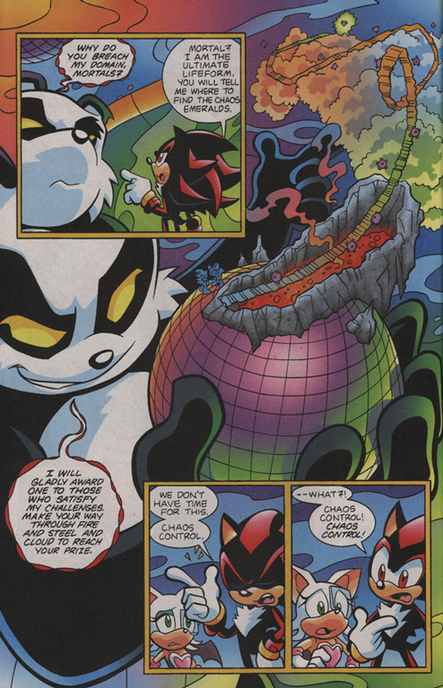 Read online Sonic Universe comic -  Issue #4 - 5