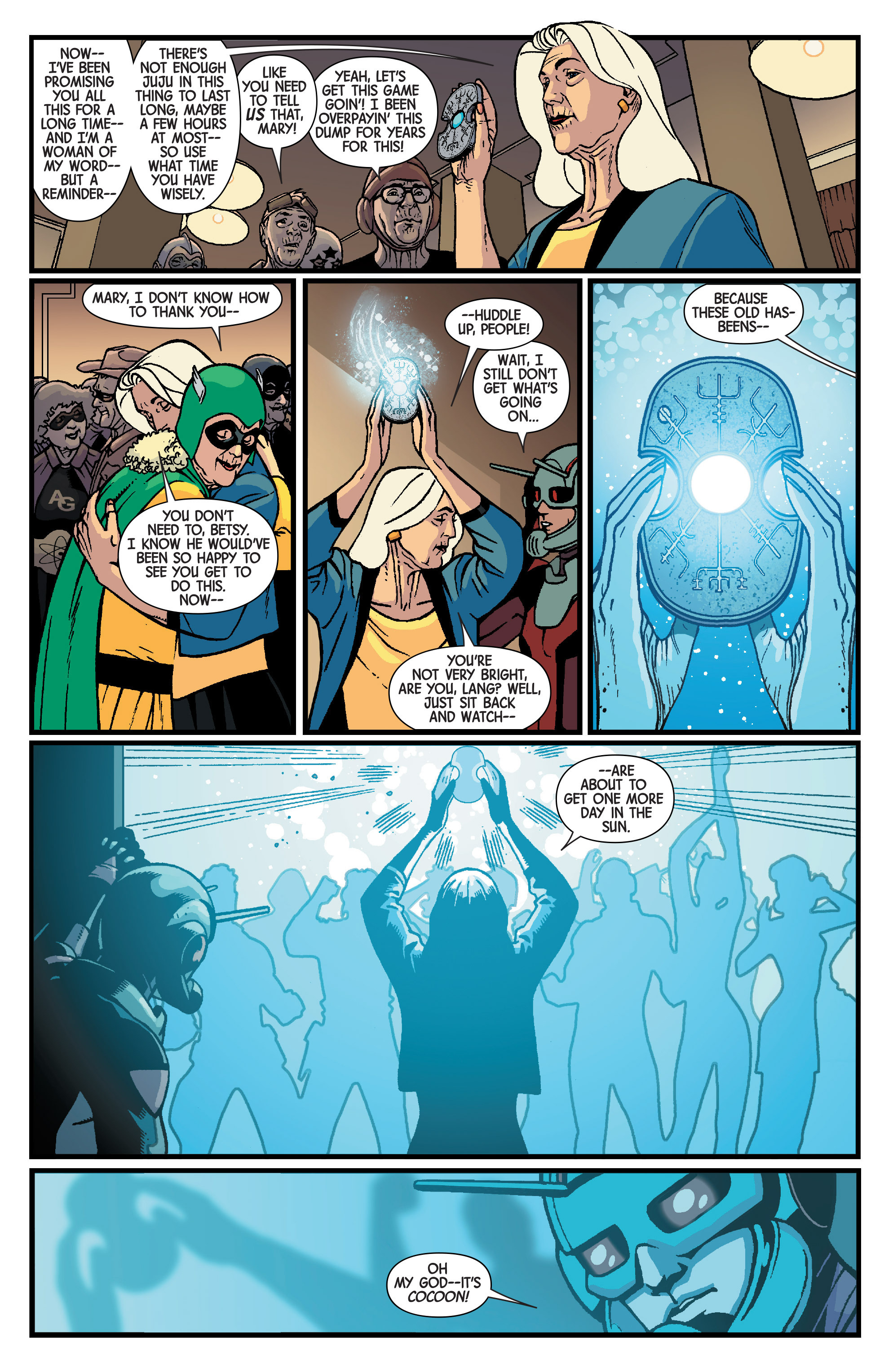 Read online Secret Wars: Last Days of the Marvel Universe comic -  Issue # TPB (Part 2) - 202