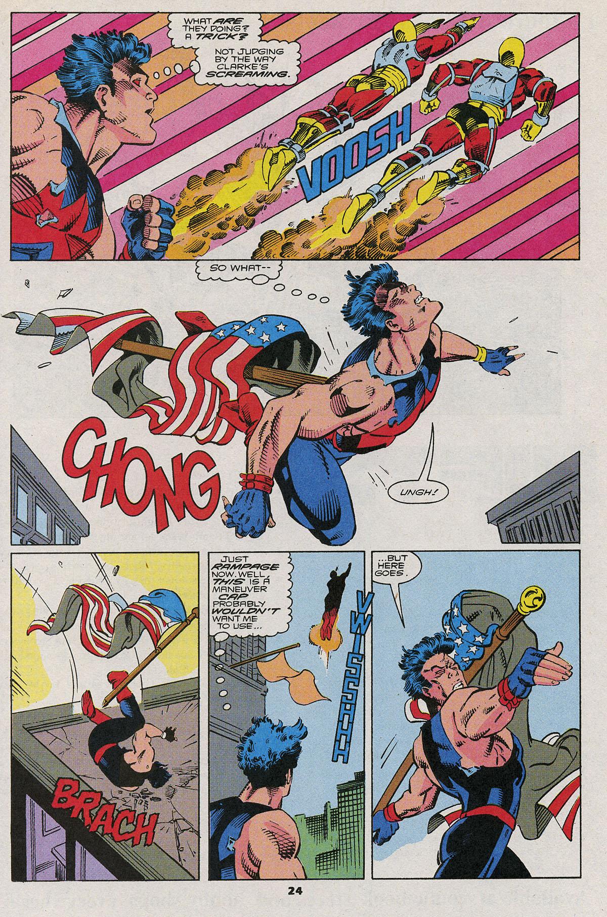 Read online Wonder Man (1991) comic -  Issue #6 - 19