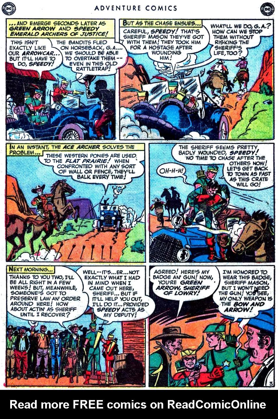 Read online Adventure Comics (1938) comic -  Issue #163 - 41