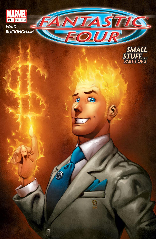 Fantastic Four (1998) 65 Page 1