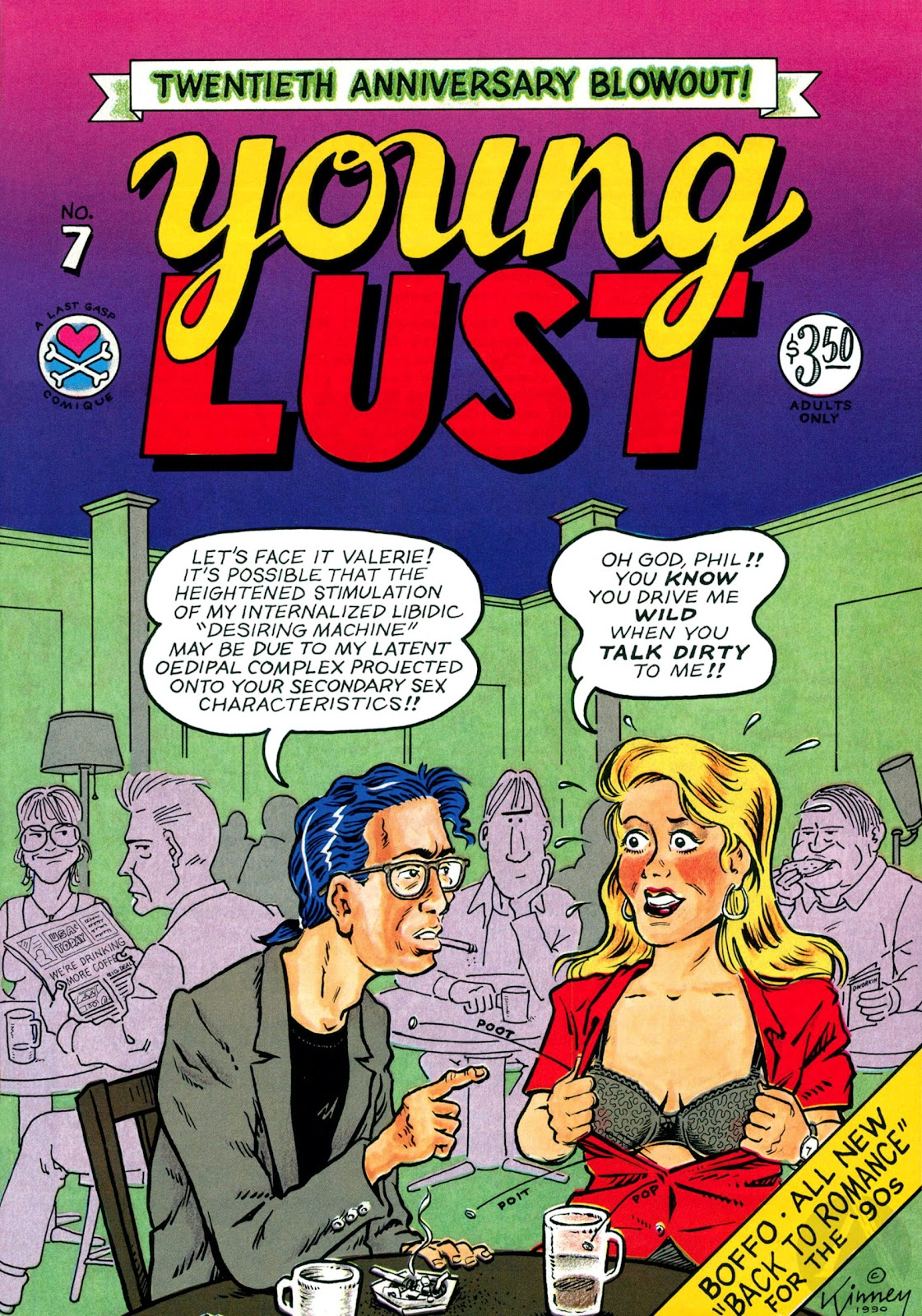 Young Lust 7 Page 1