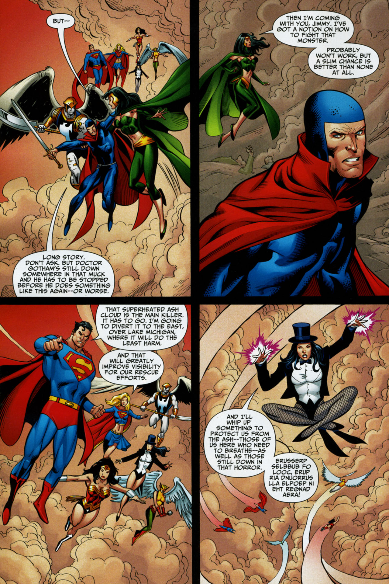 Read online Shadowpact comic -  Issue #16 - 11