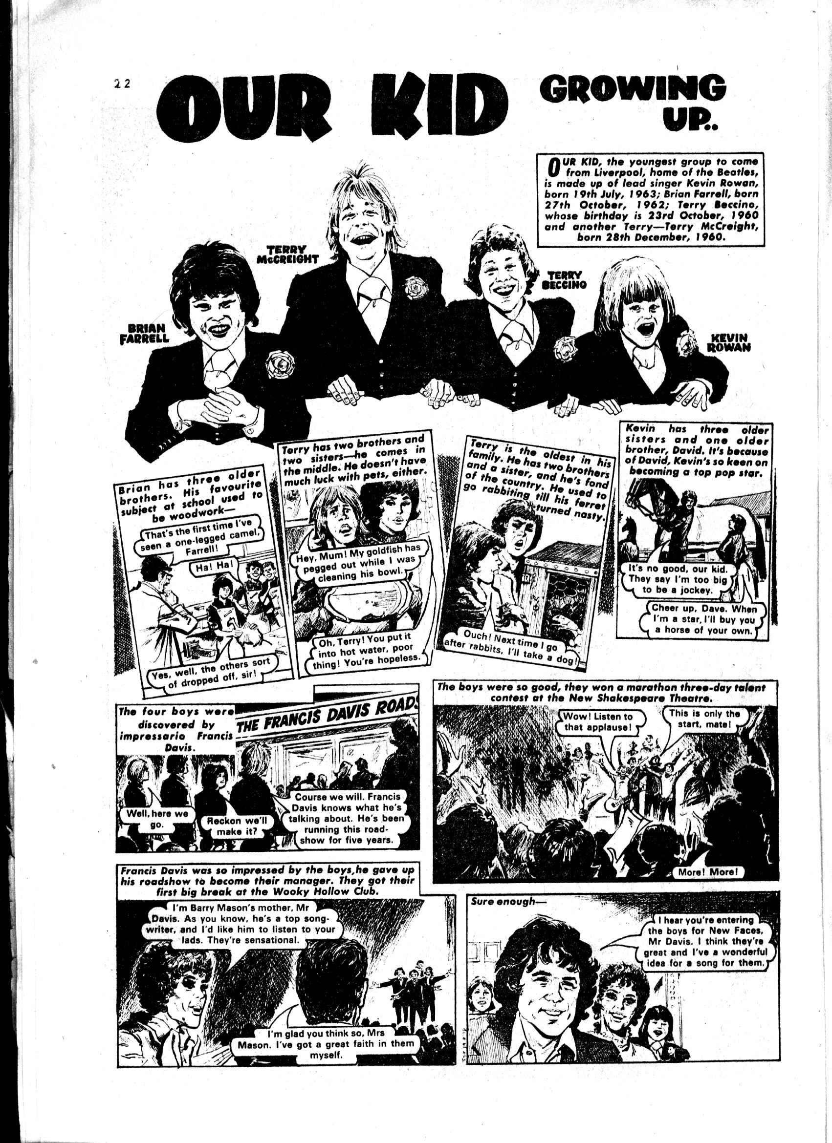 Read online Judy comic -  Issue #971 - 22