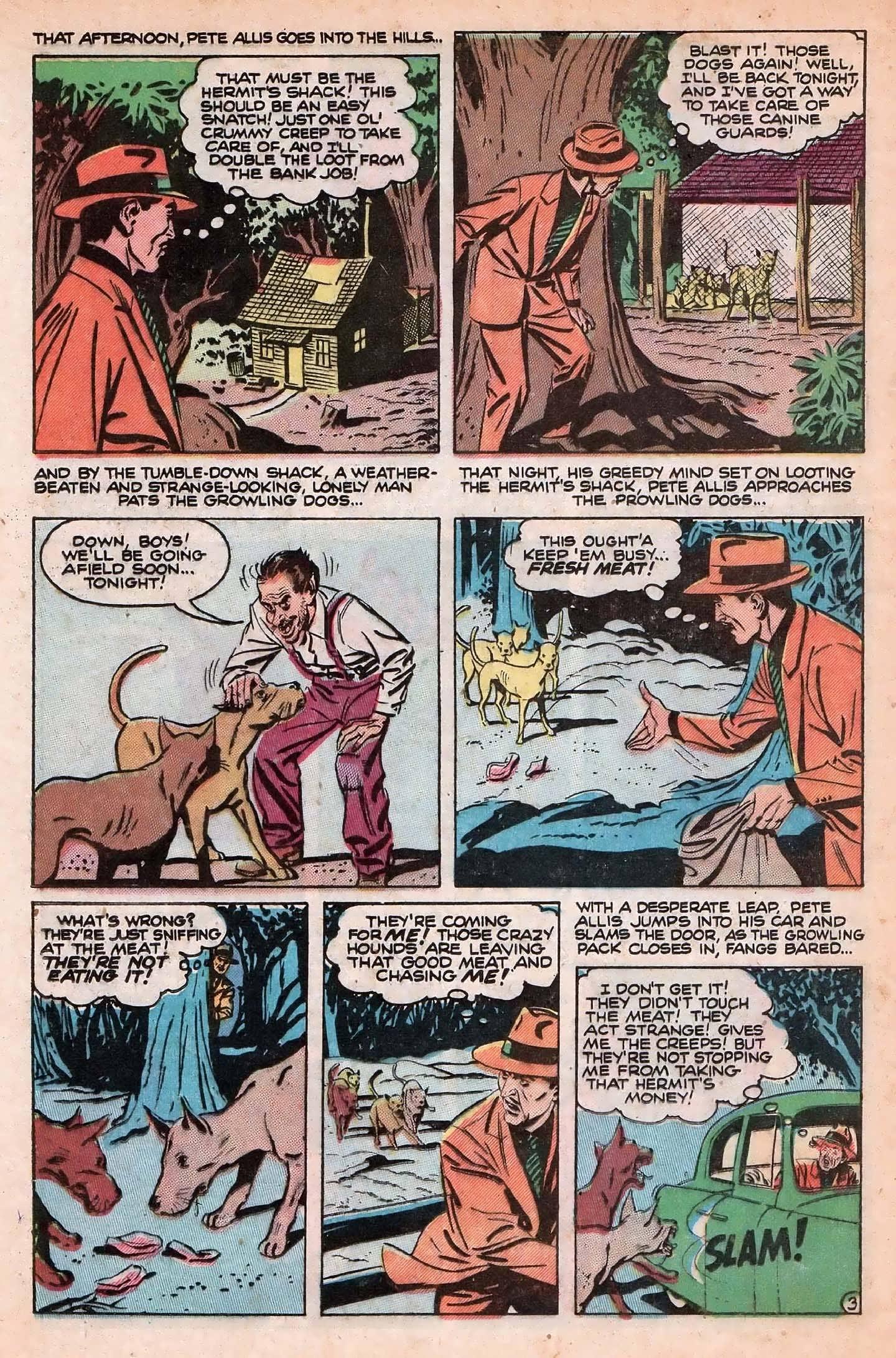 Read online Adventures into Weird Worlds comic -  Issue #20 - 12