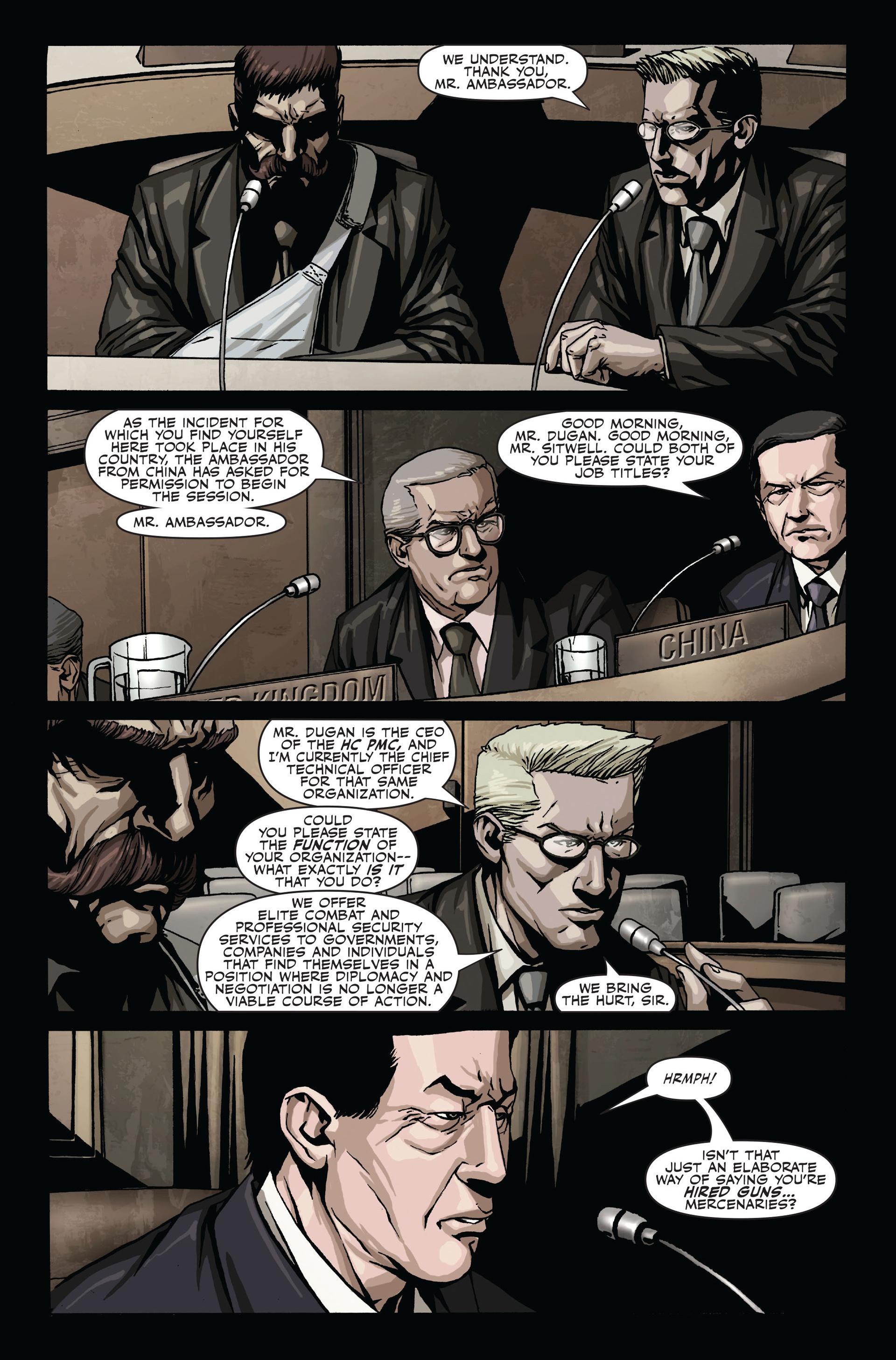 Read online Secret Warriors comic -  Issue #17 - 7