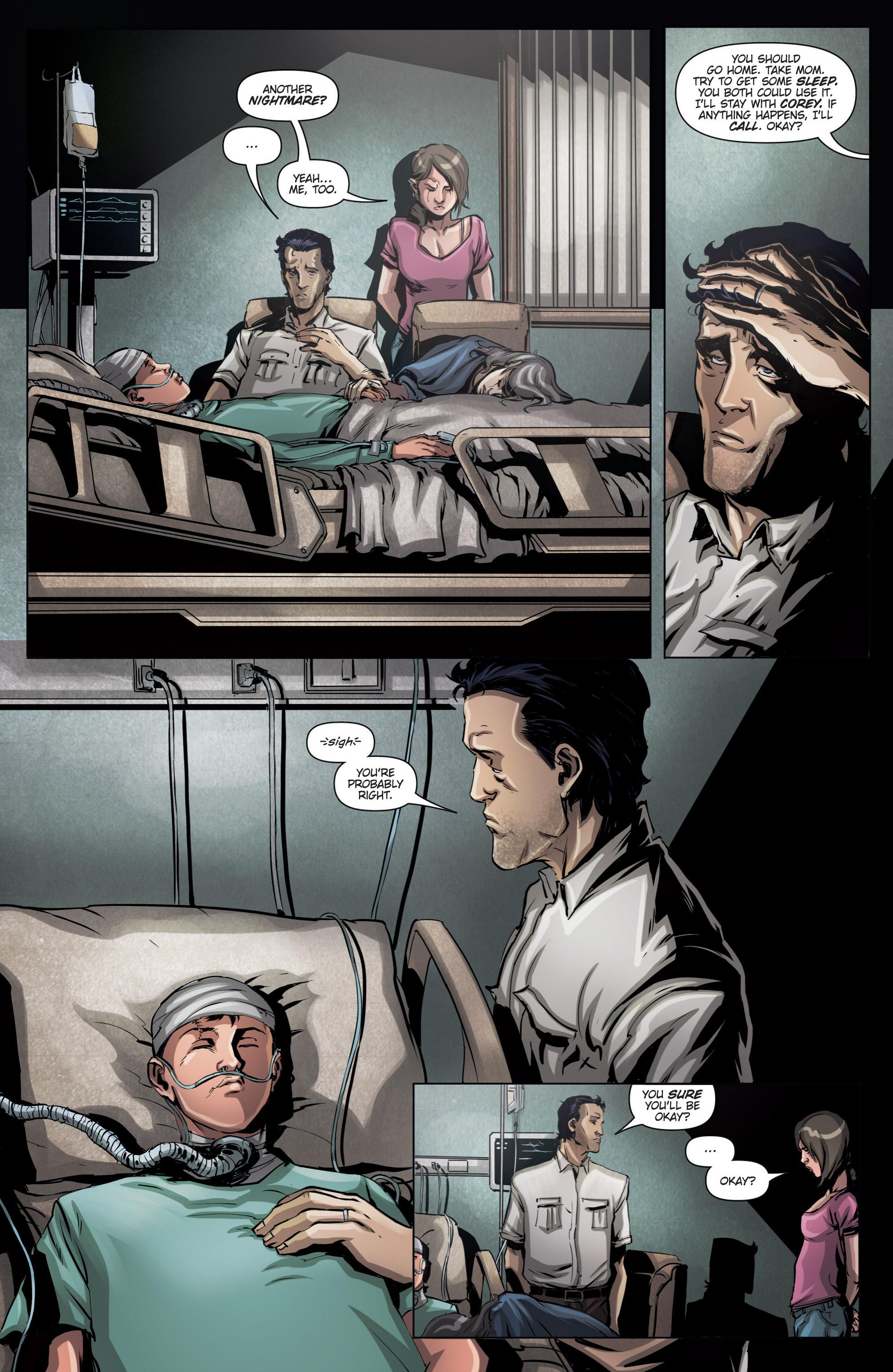 Read online Grimm Fairy Tales presents No Tomorrow comic -  Issue # TPB - 56
