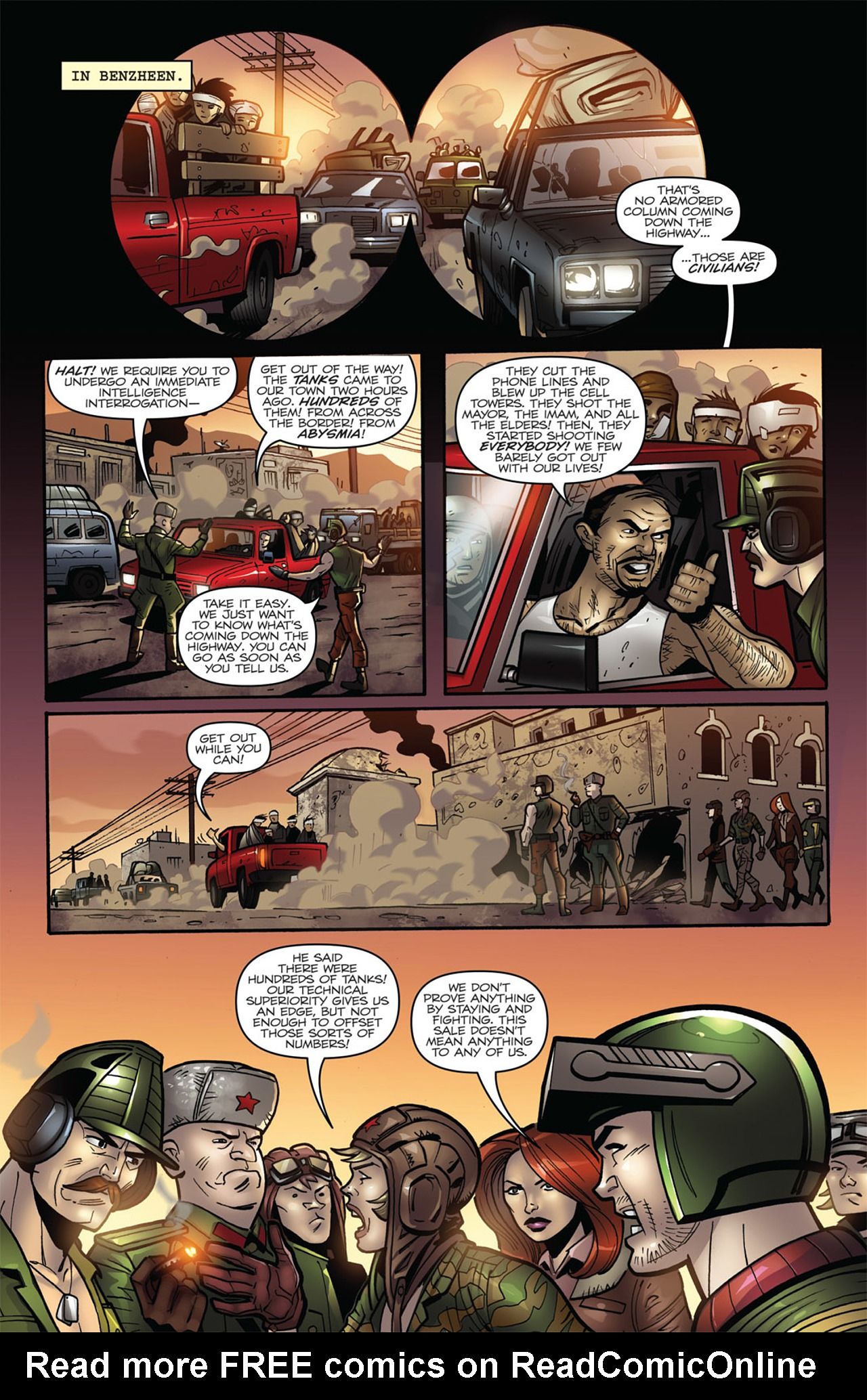 G.I. Joe: A Real American Hero 173 Page 23