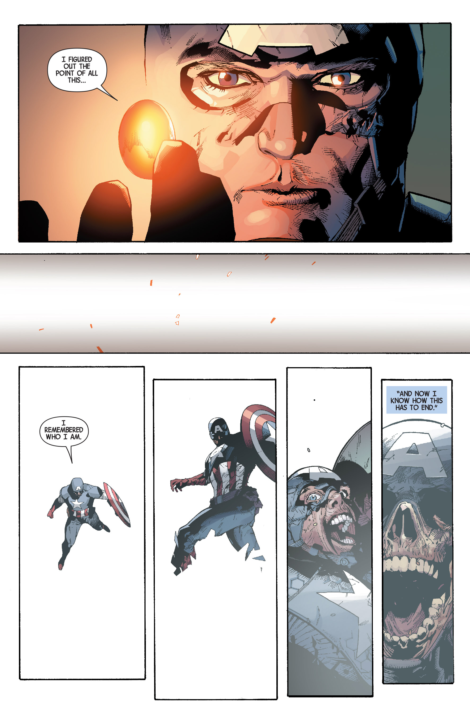 Read online Avengers (2013) comic -  Issue #34 - 20