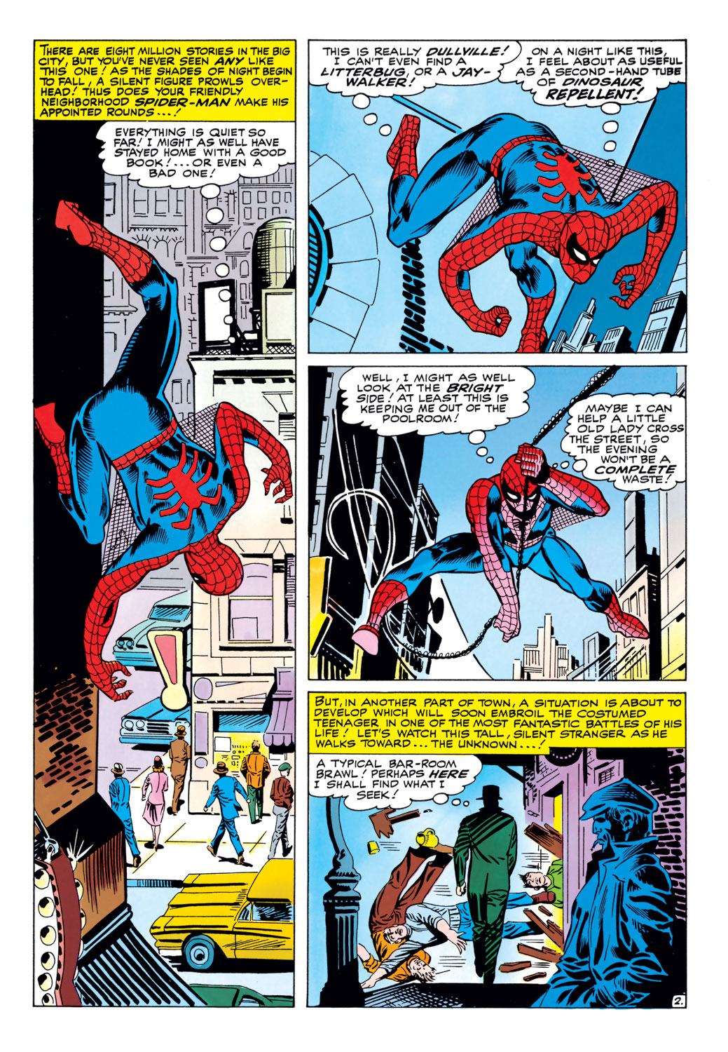 The Amazing Spider-Man (1963) _Annual_2 Page 2