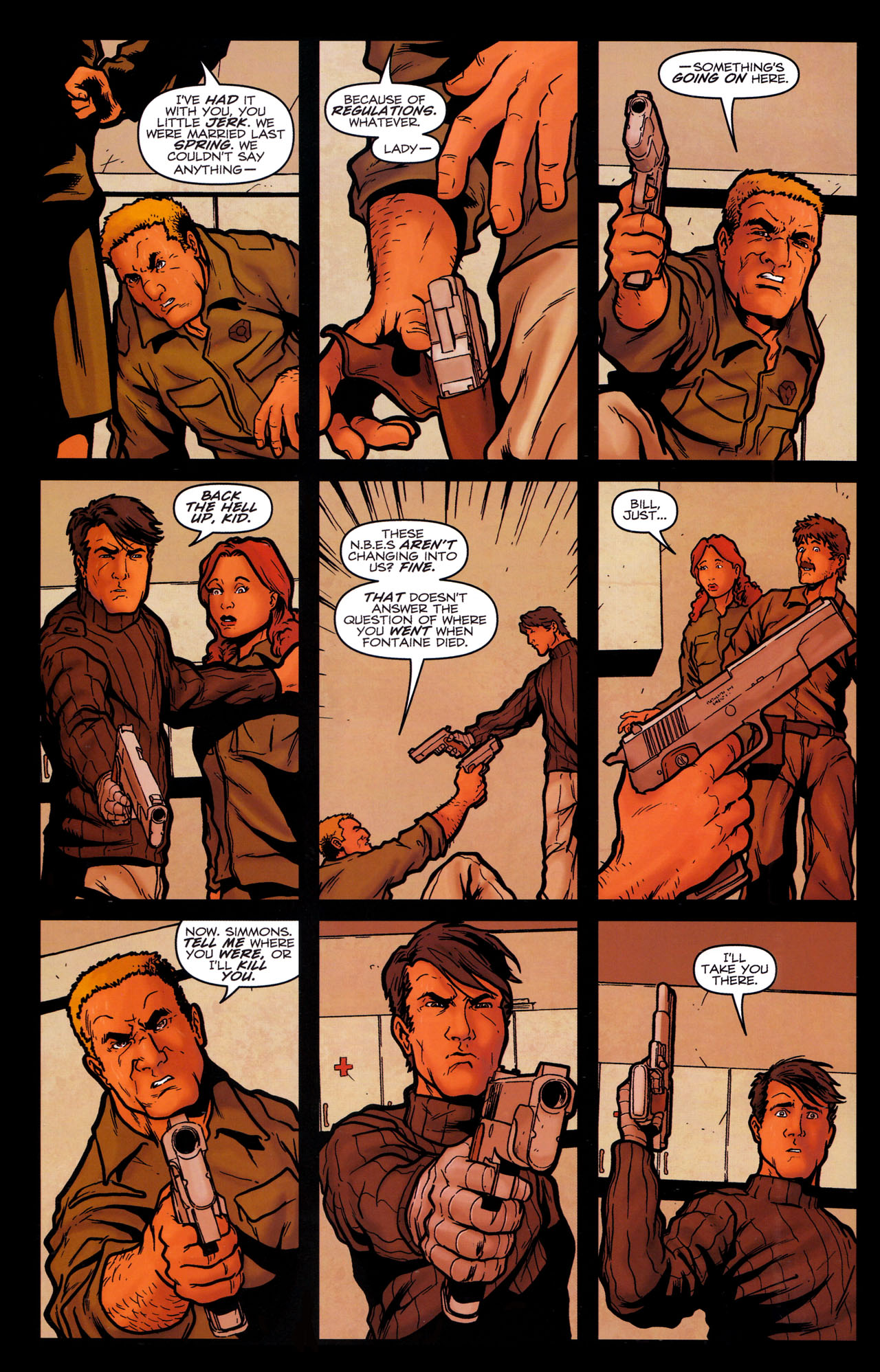 Read online Transformers: Sector 7 comic -  Issue #5 - 15