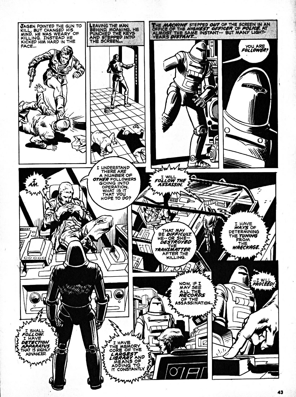 Scream (1973) issue 8 - Page 41