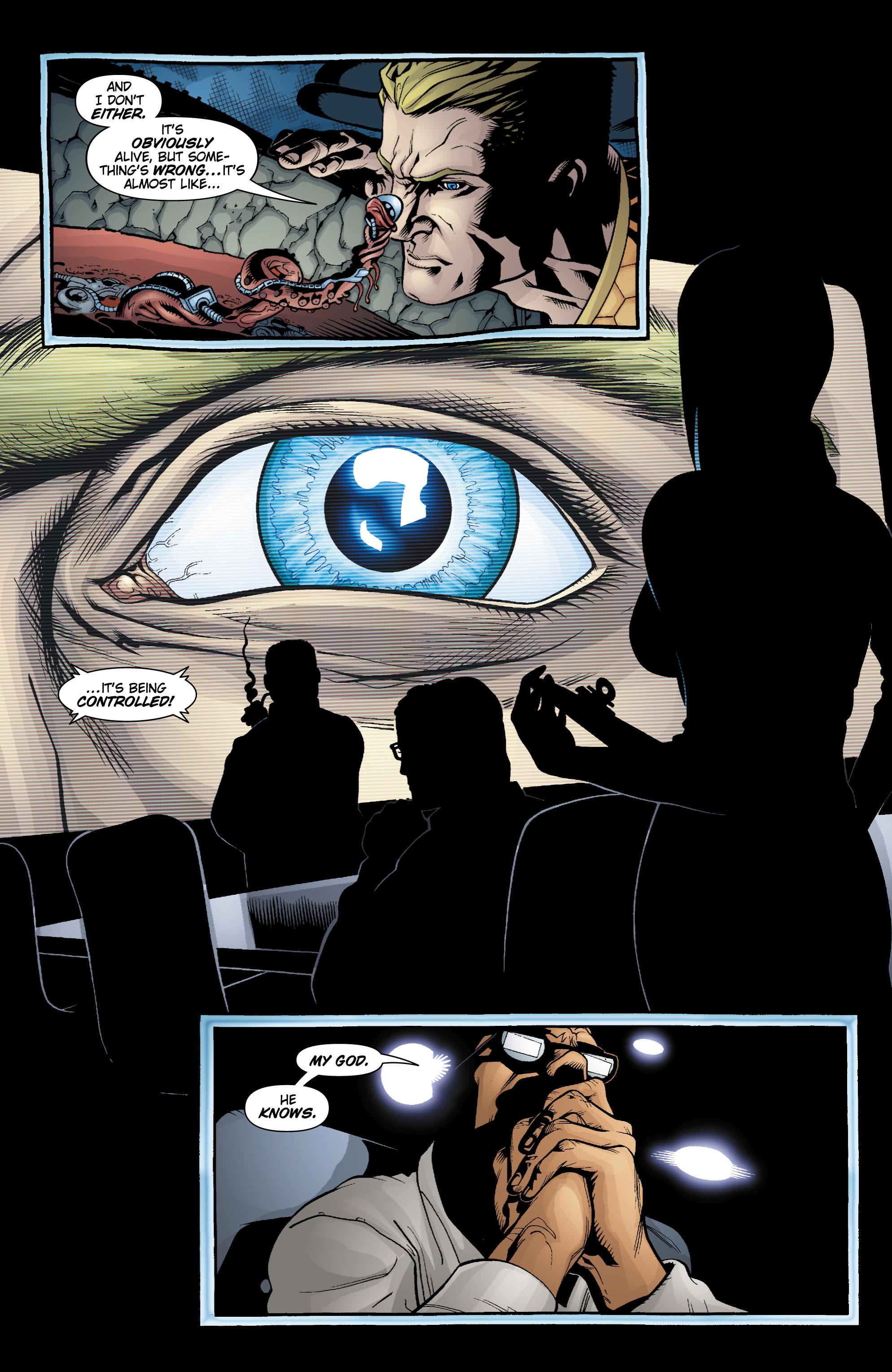 Read online Aquaman (2003) comic -  Issue #18 - 6
