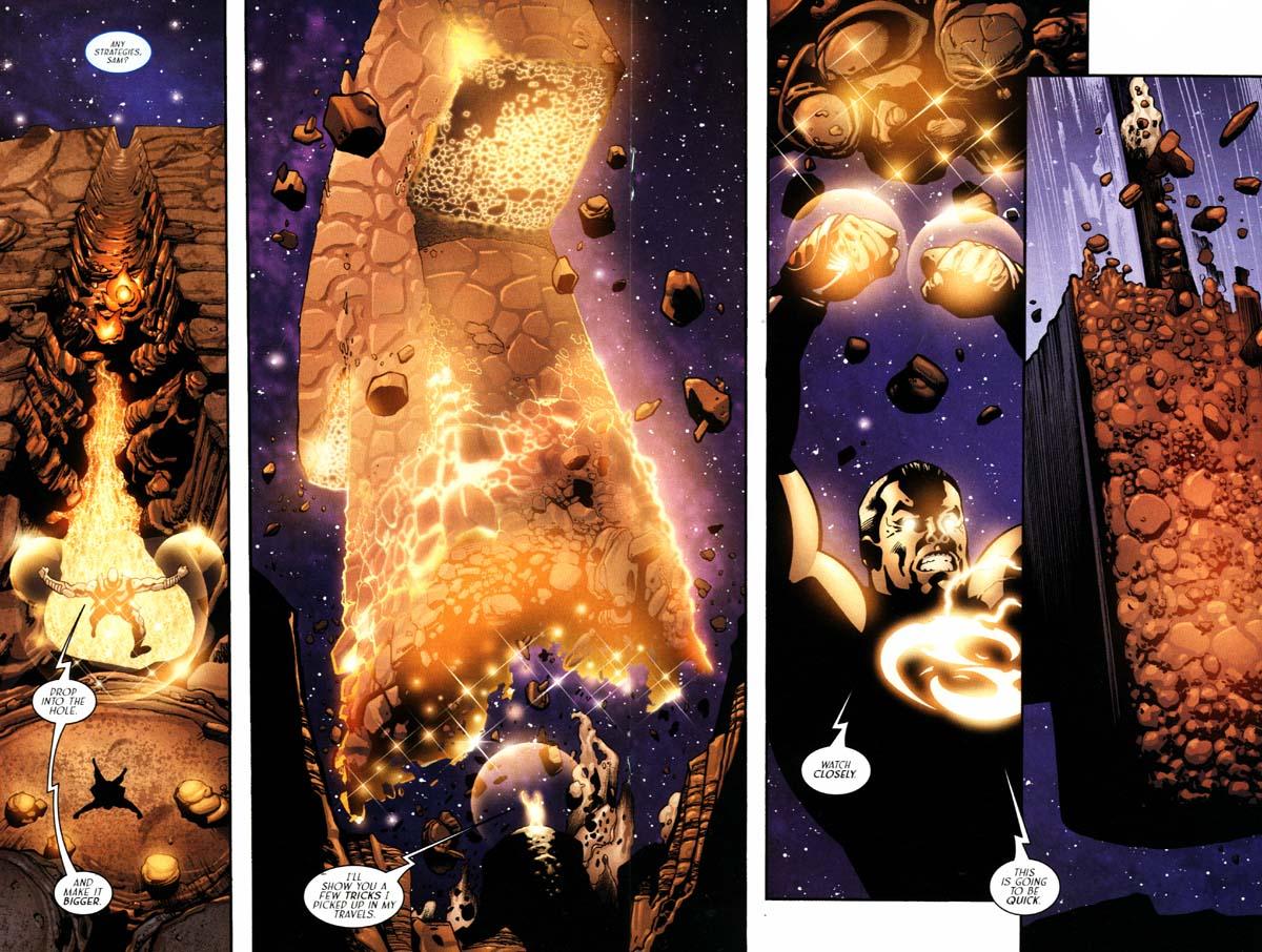 Read online Sigil (2000) comic -  Issue #23 - 27