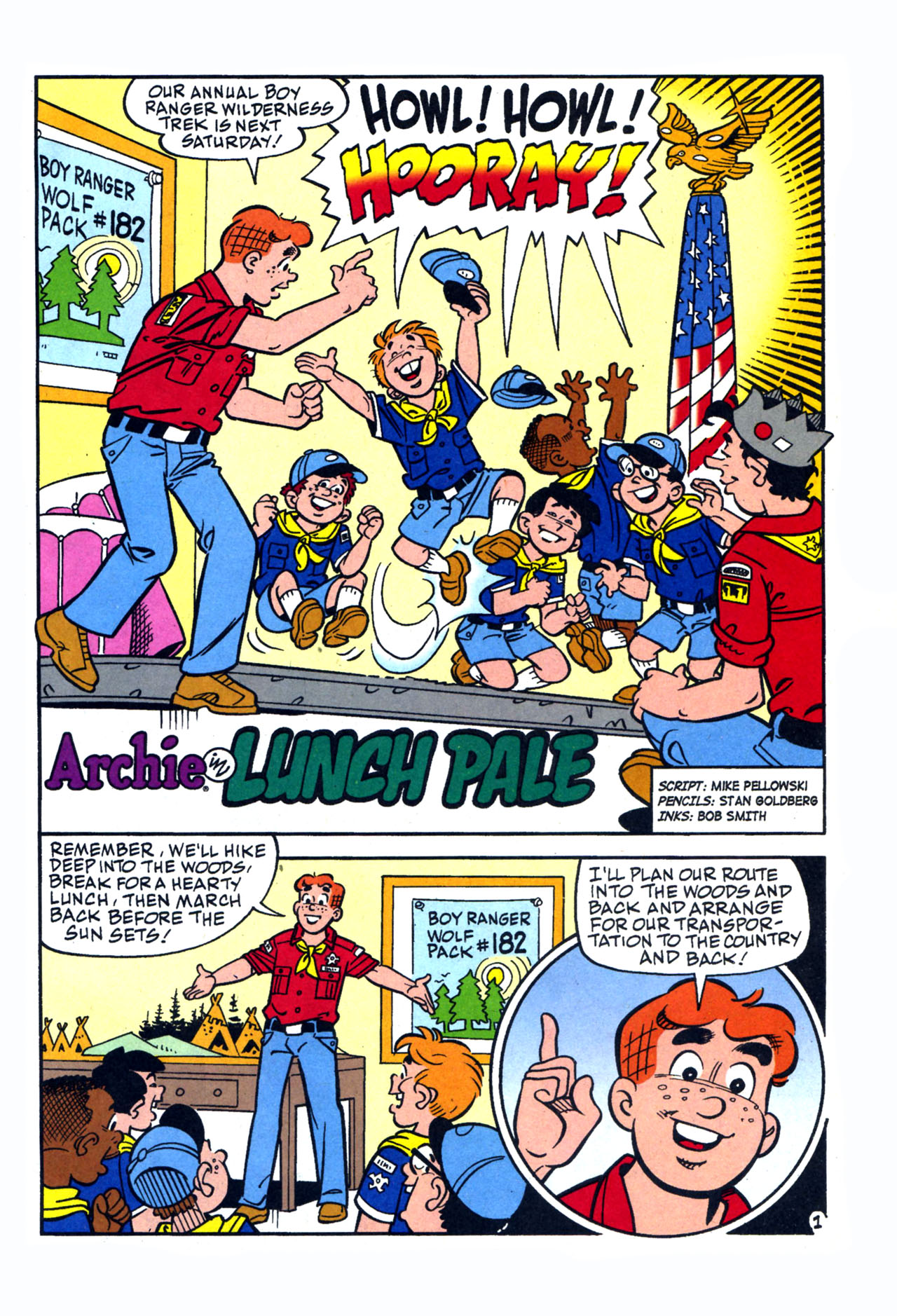 Read online Archie (1960) comic -  Issue #577 - 19