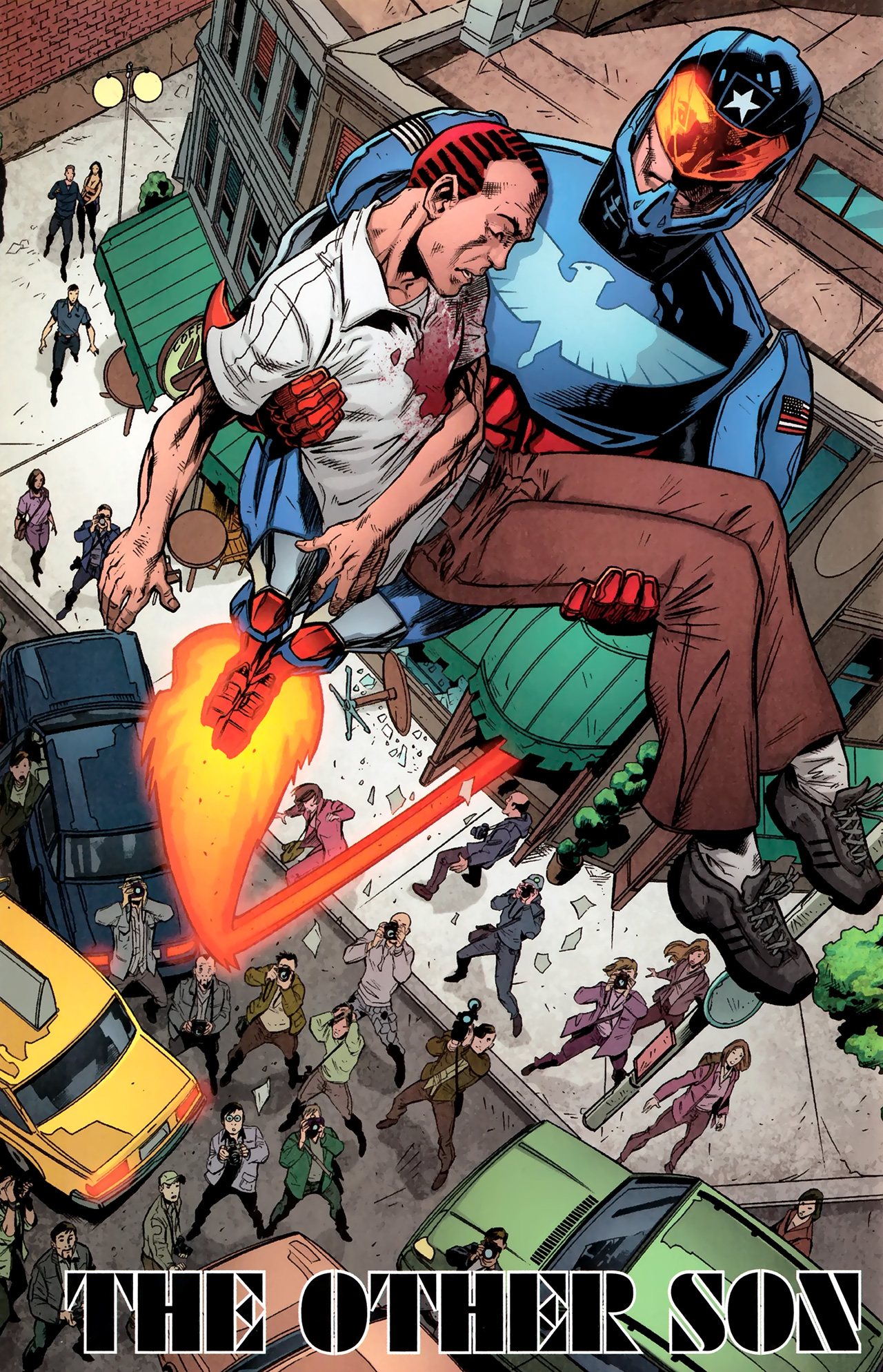 Read online Amazing Spider-Man Presents: American Son comic -  Issue #2 - 5