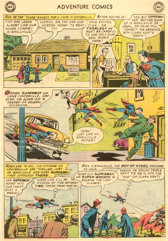 Read online Adventure Comics (1938) comic -  Issue #229 - 6