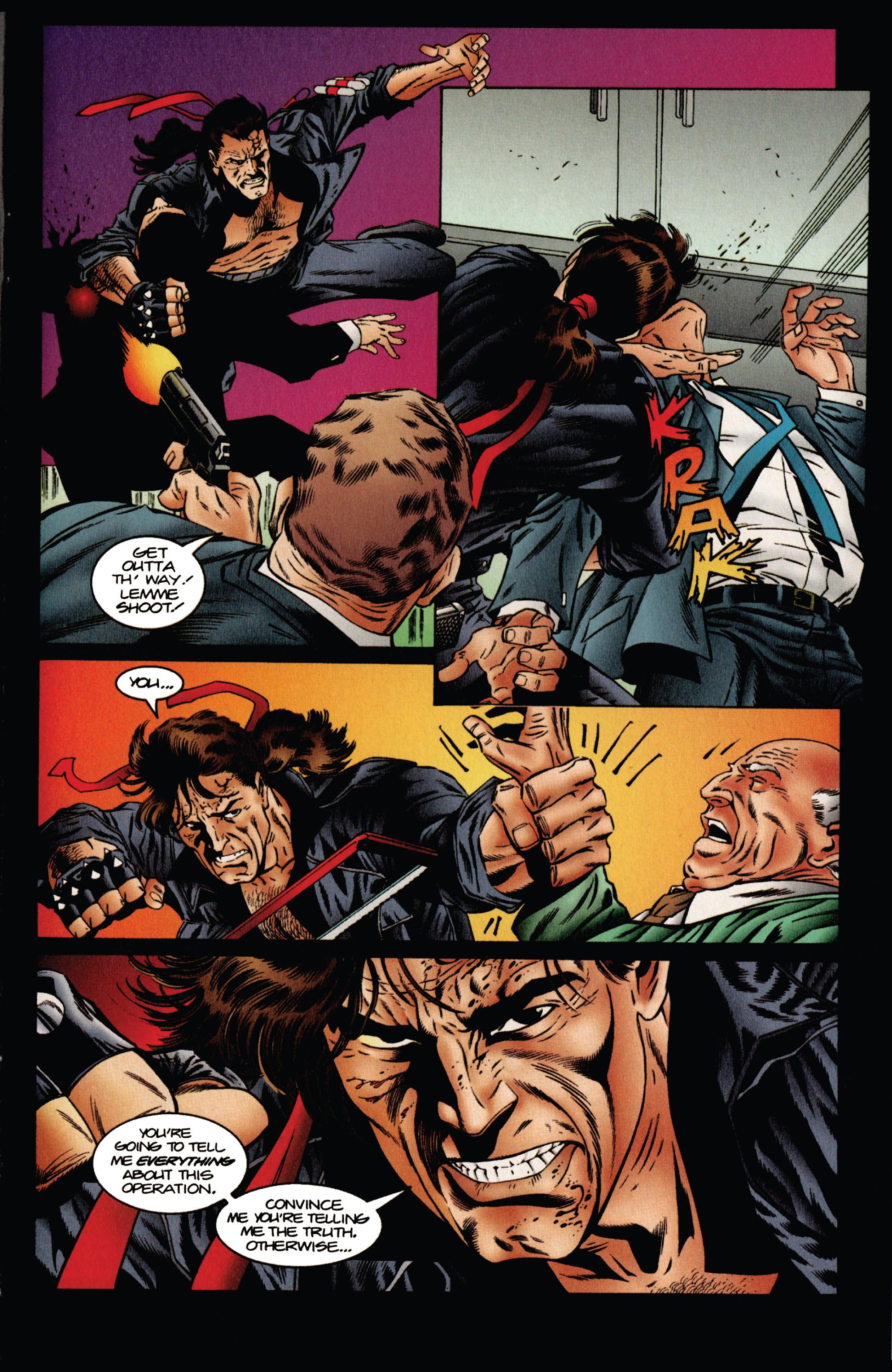 Read online Eternal Warrior (1992) comic -  Issue #39 - 21