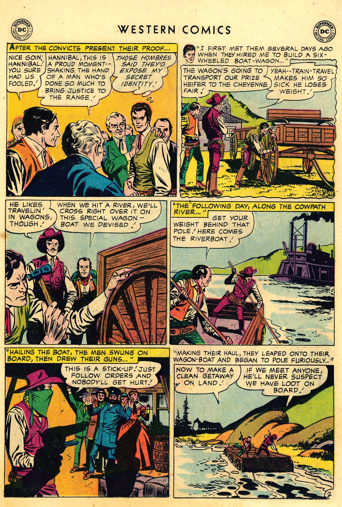 Western Comics issue 68 - Page 18