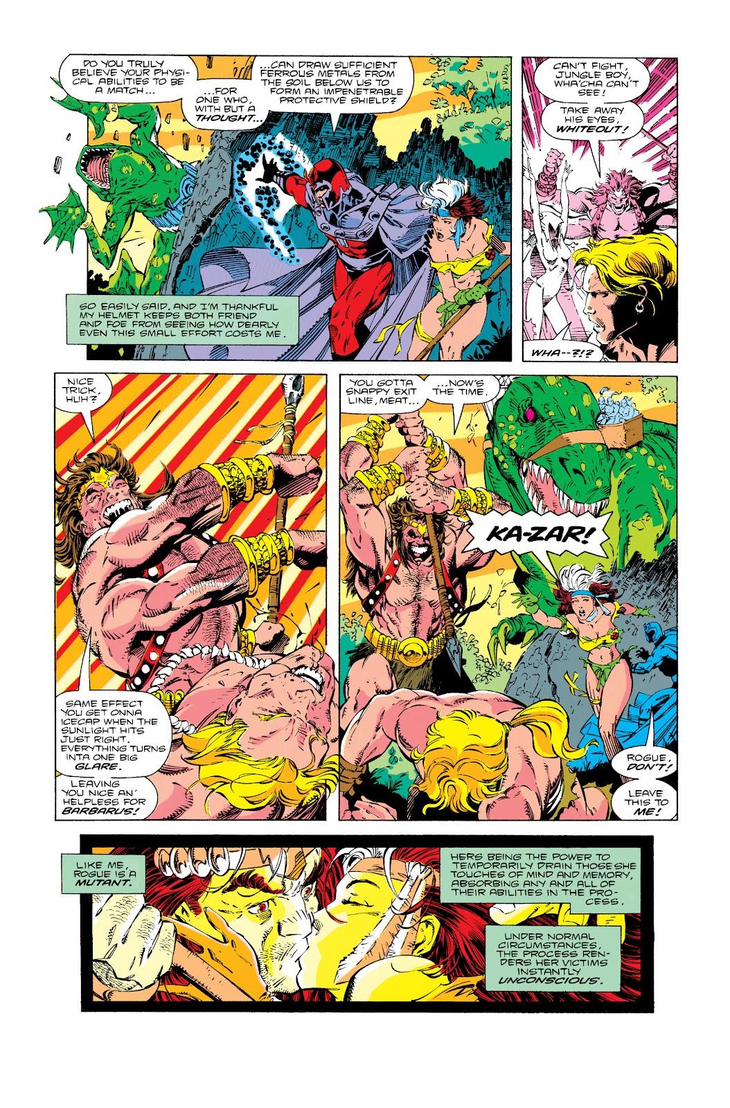 Uncanny X-Men (1963) issue 274 - Page 5