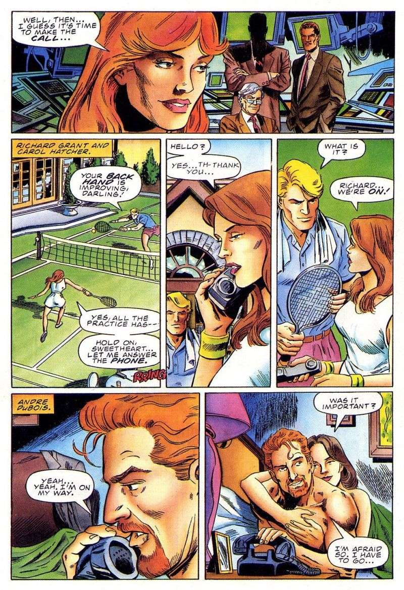 Read online Secret Weapons comic -  Issue #11 - 10