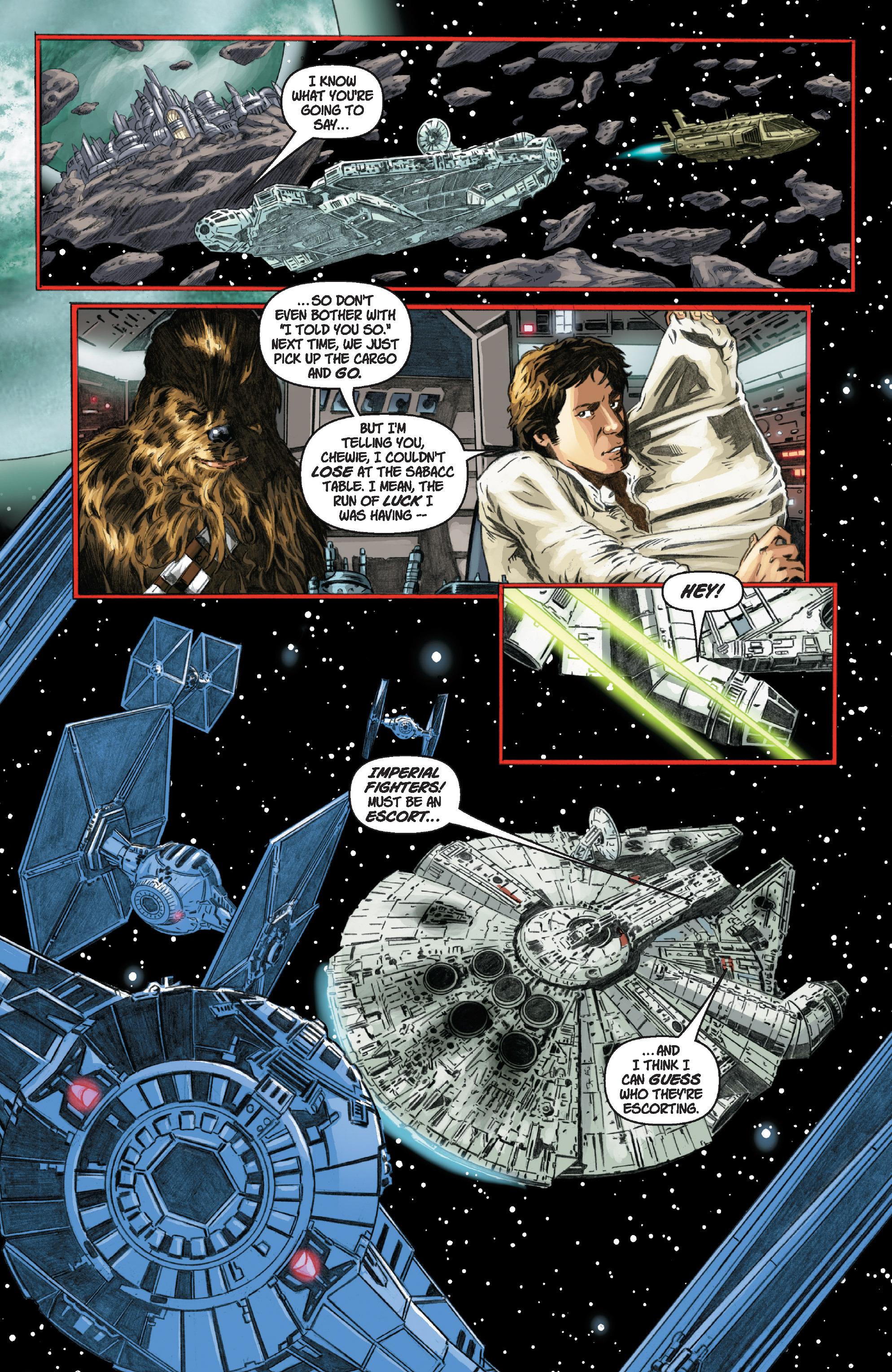 Read online Star Wars Omnibus comic -  Issue # Vol. 17 - 369