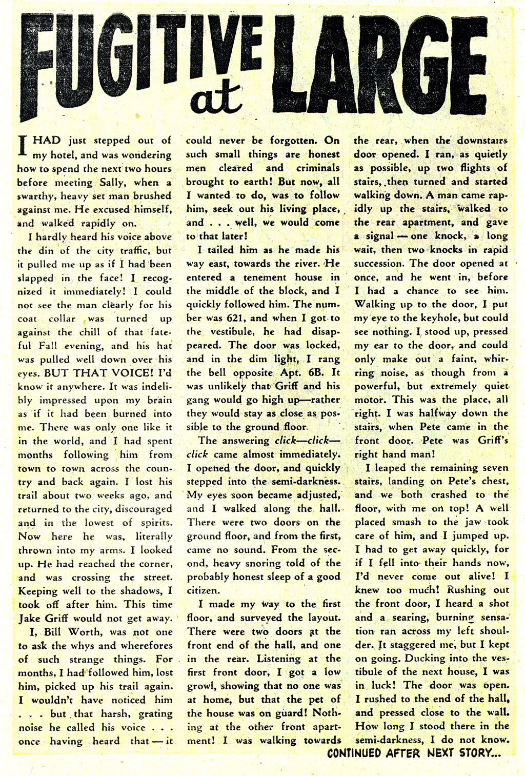Kent Blake of the Secret Service issue 5 - Page 10