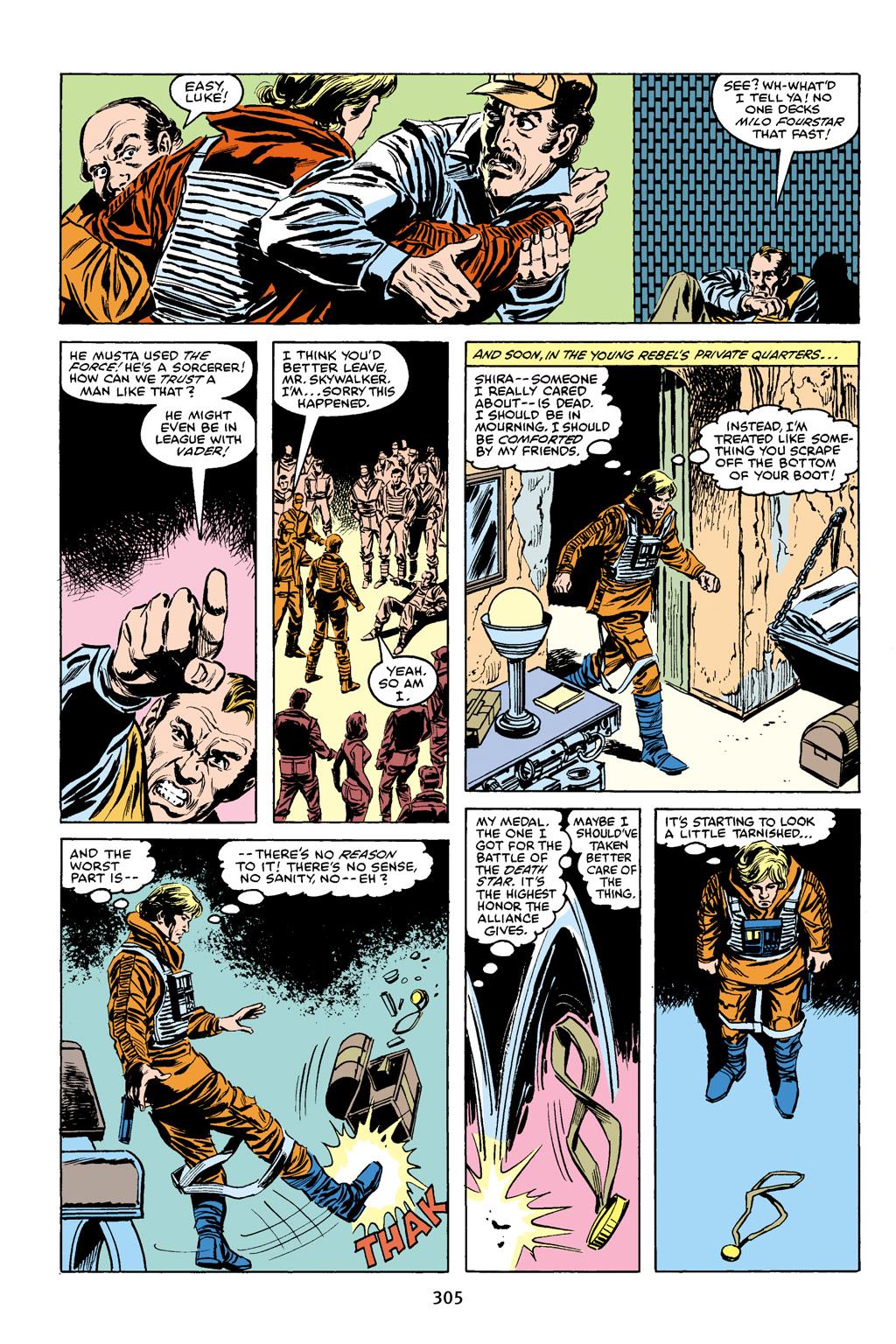Read online Star Wars Omnibus comic -  Issue # Vol. 16 - 300