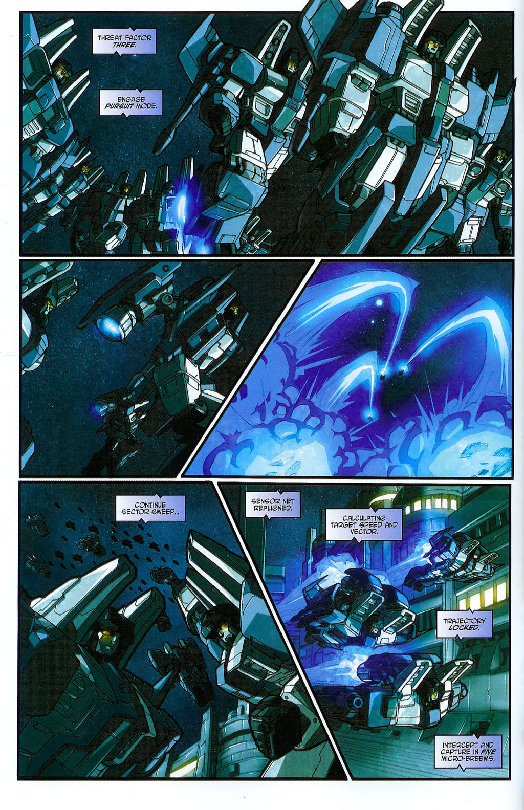 """Read online Transformers War Within: """"The Age of Wrath"""" comic -  Issue #2 - 8"""