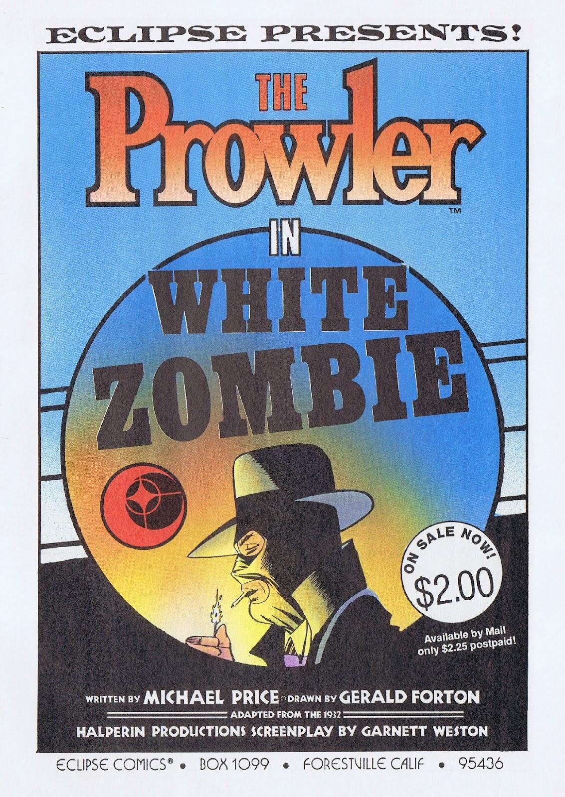Read online Merchants of Death comic -  Issue #3 - 18