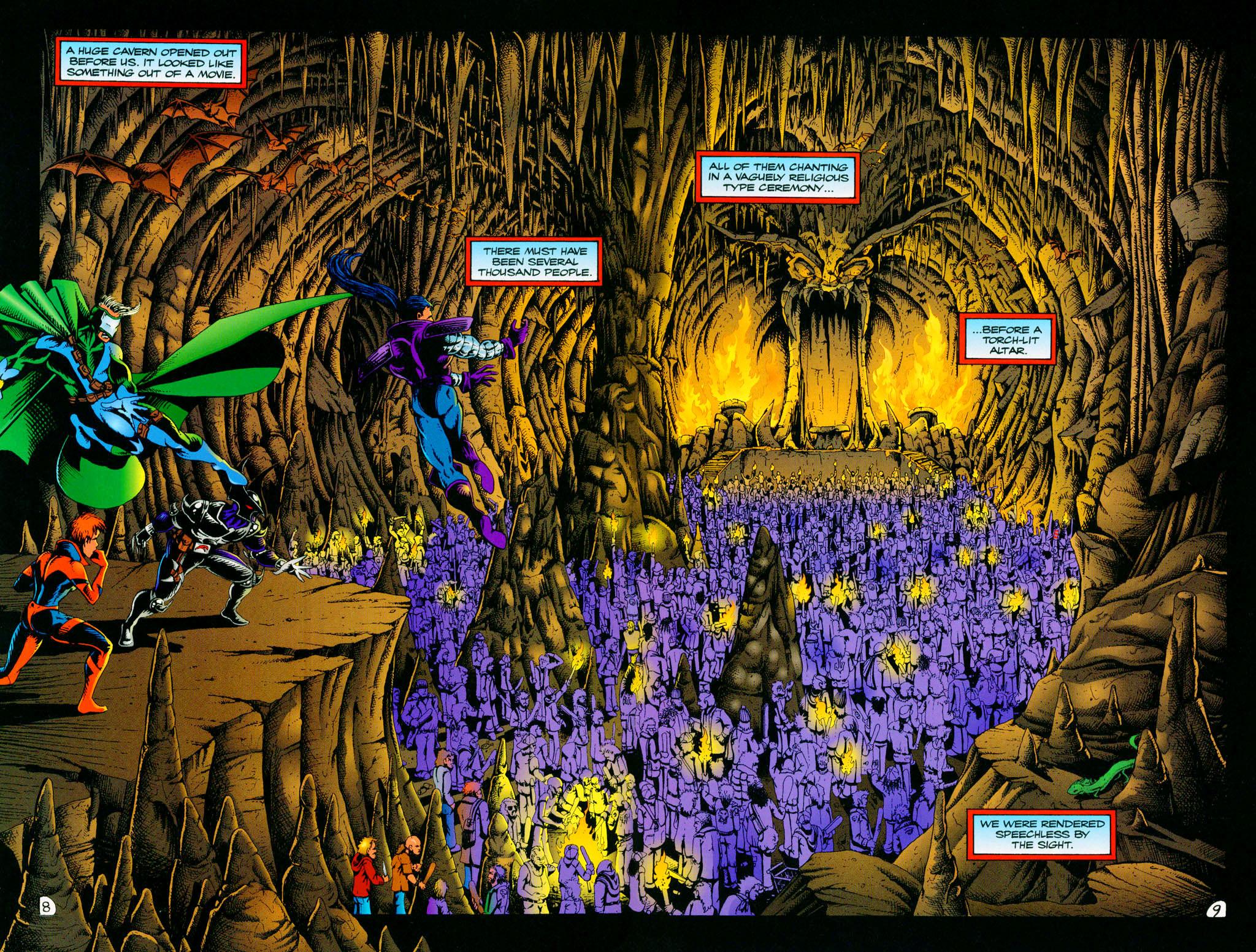 Read online ShadowHawk comic -  Issue #11 - 8