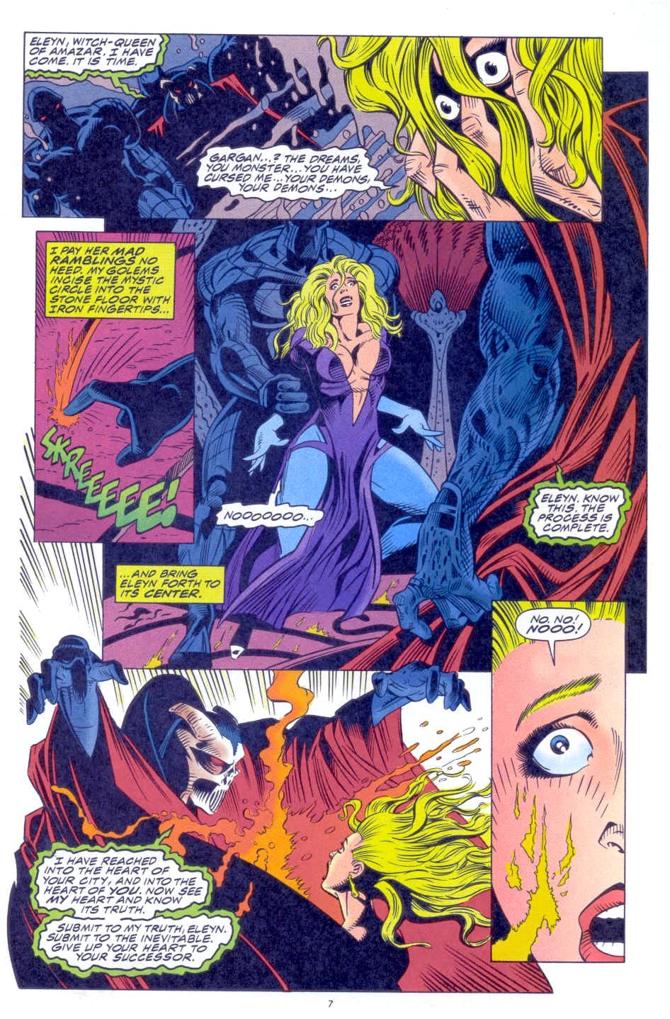 Scarlet Witch (1994) Issue #1 #1 - English 7