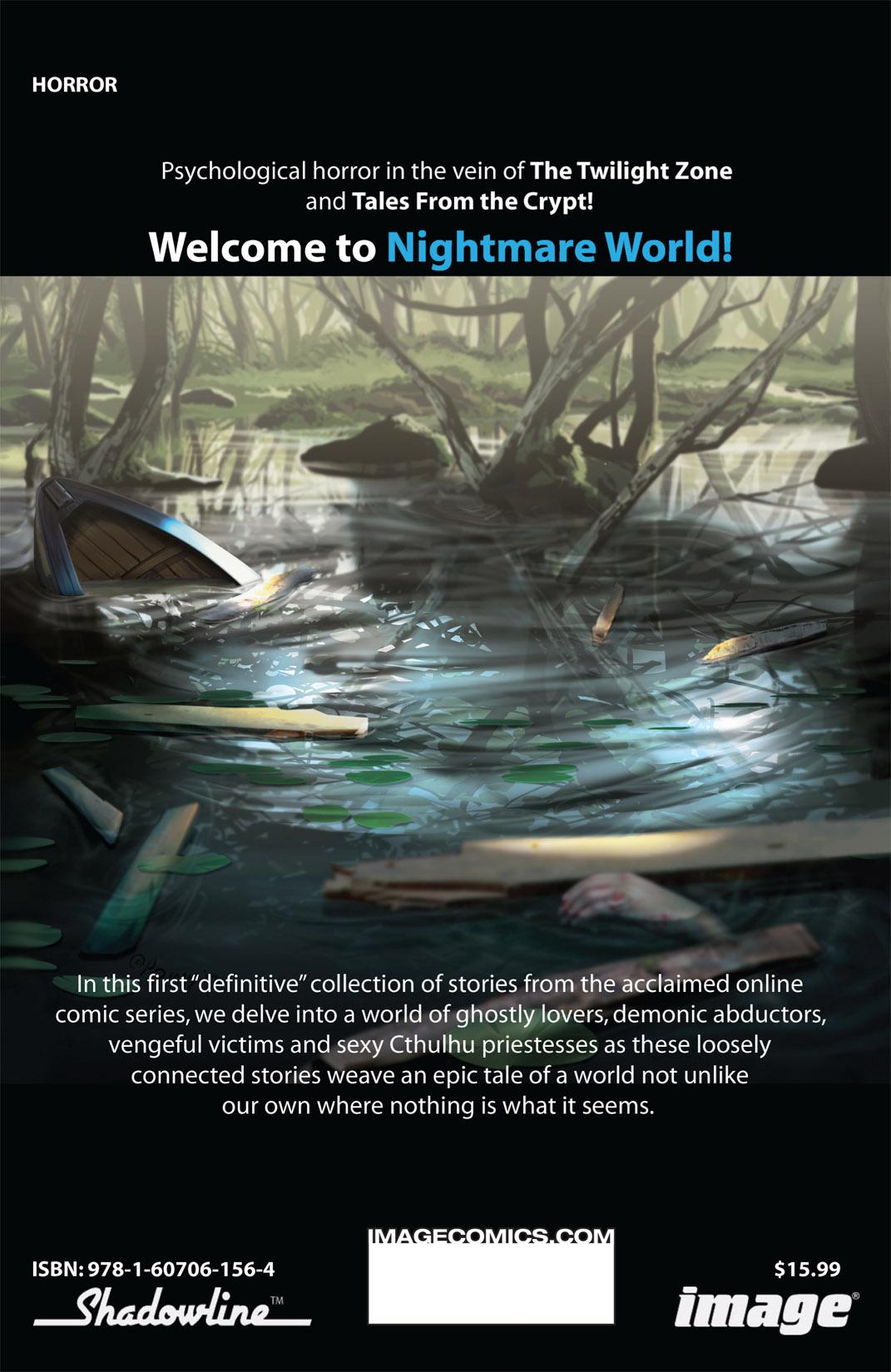 Read online Nightmare World comic -  Issue # Vol. 1 Thirteen Tales of Terror - 130