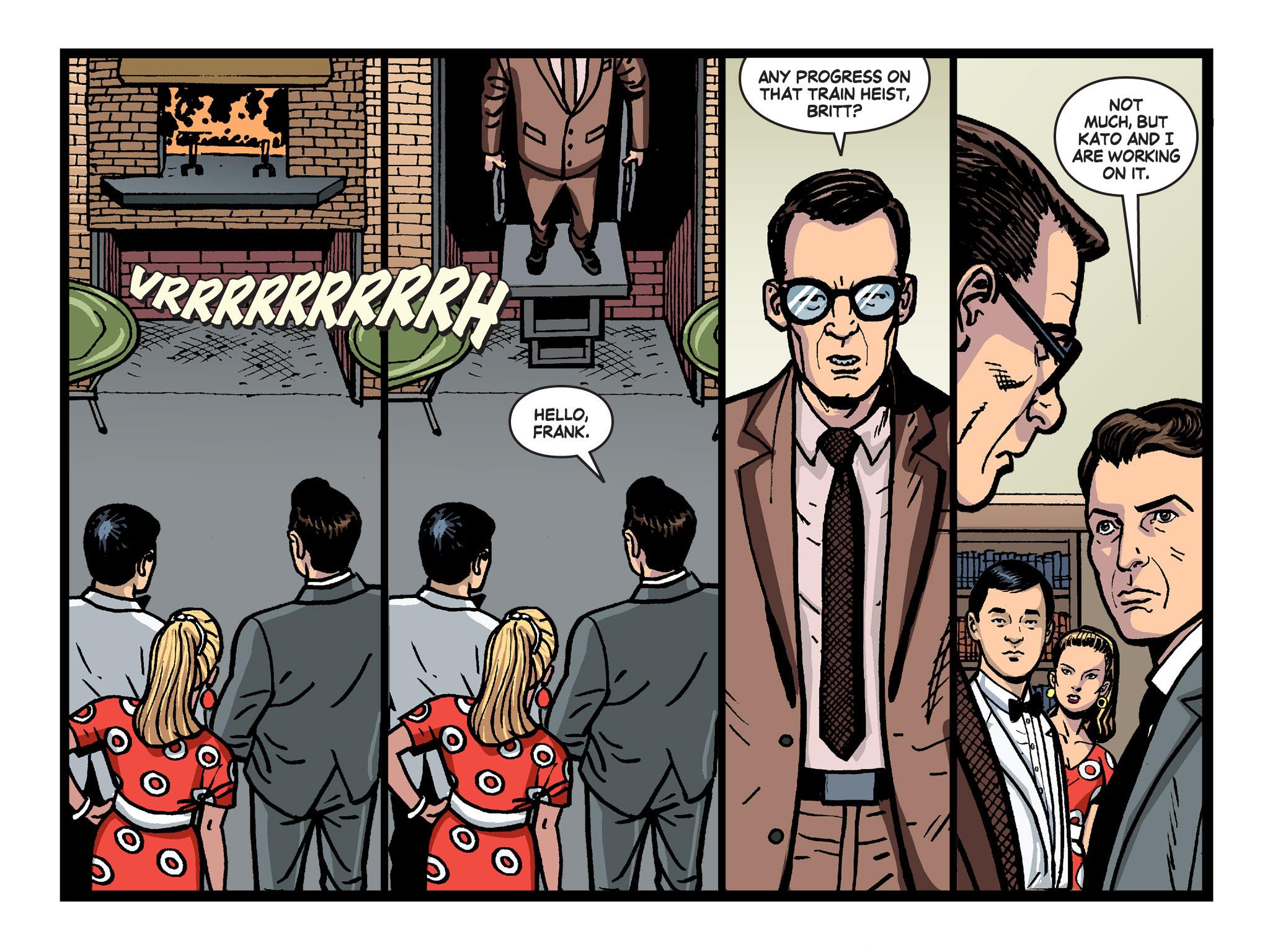 Read online Batman '66 Meets the Green Hornet [II] comic -  Issue #4 - 49