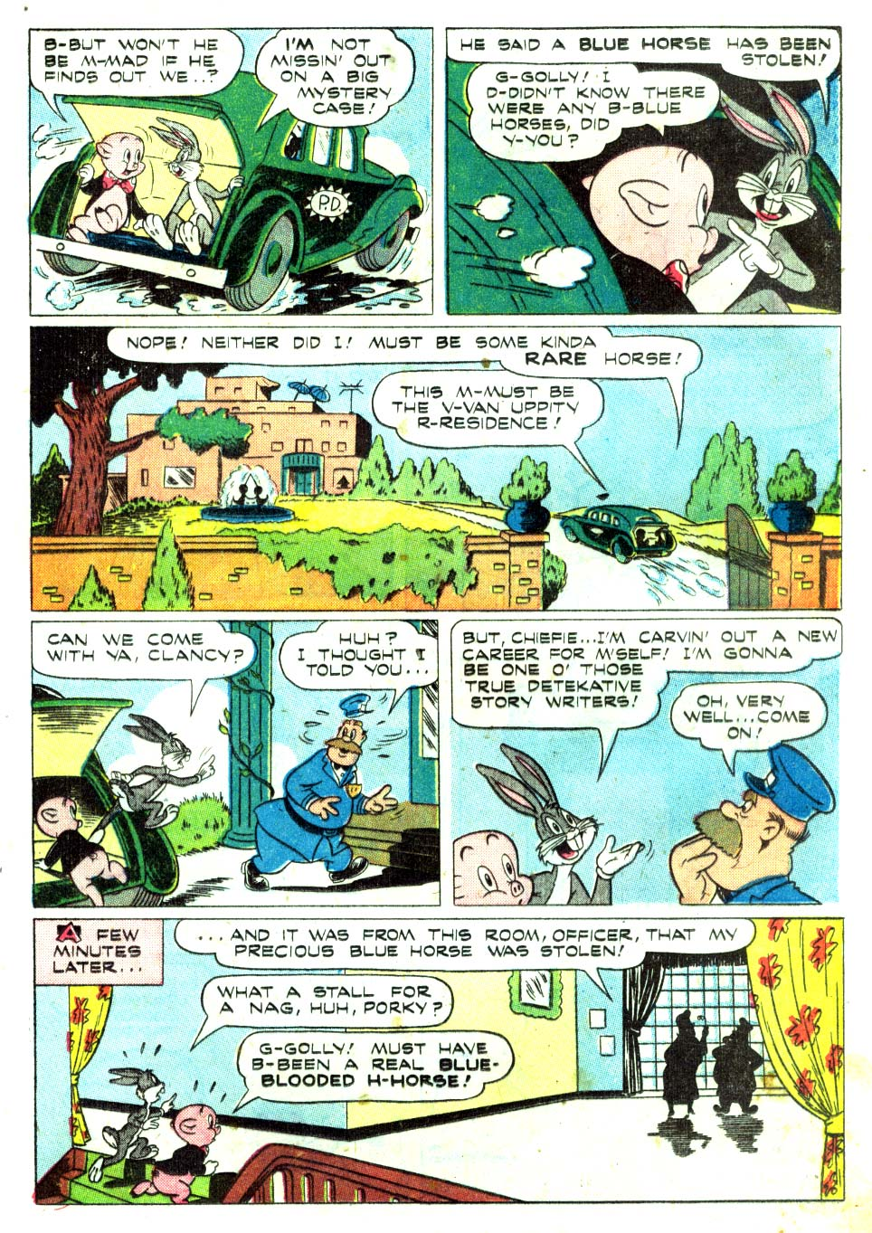 Four Color Comics issue 307 - Page 25