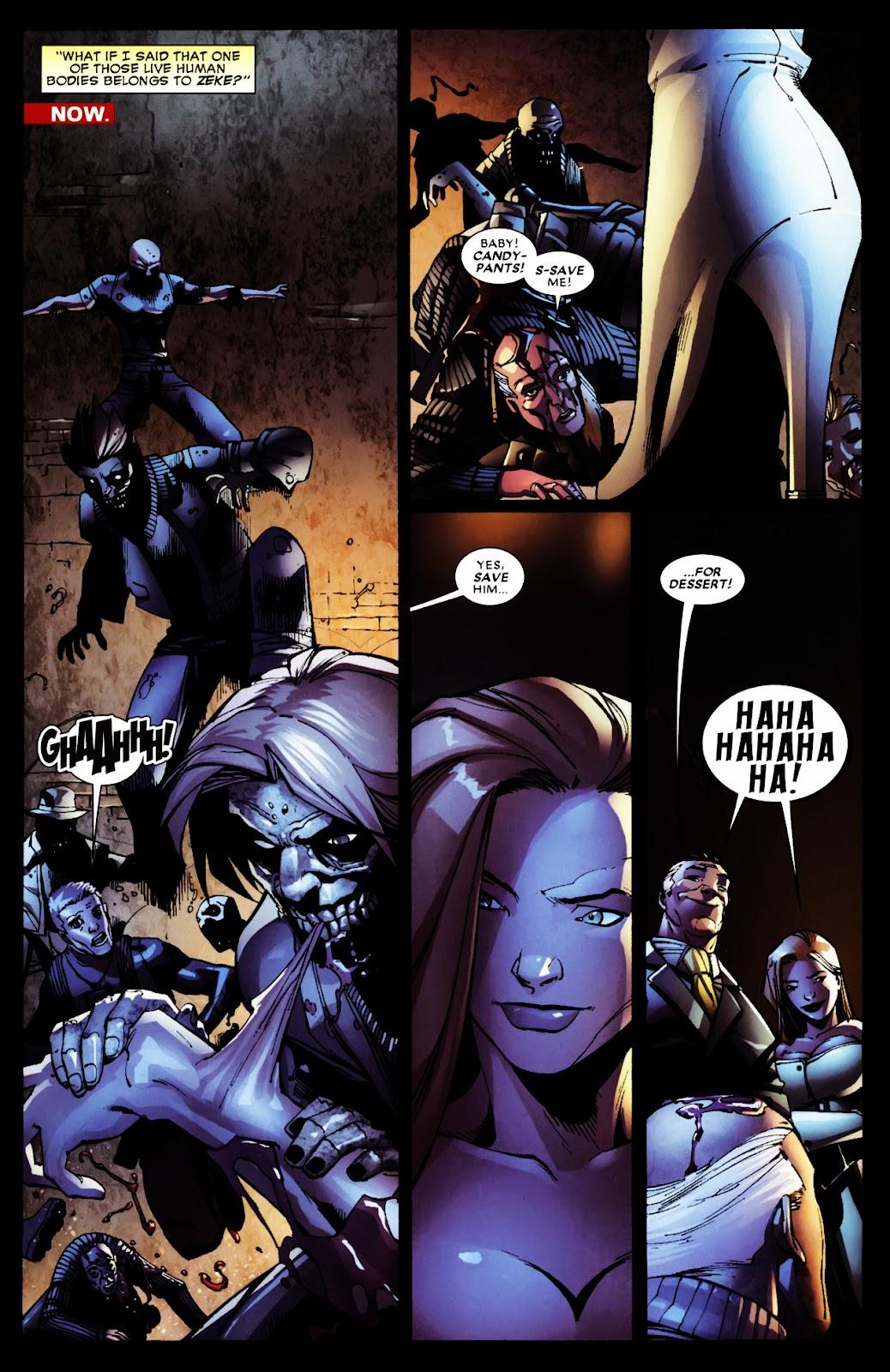 Read online Deadpool (2008) comic -  Issue #5 - 17