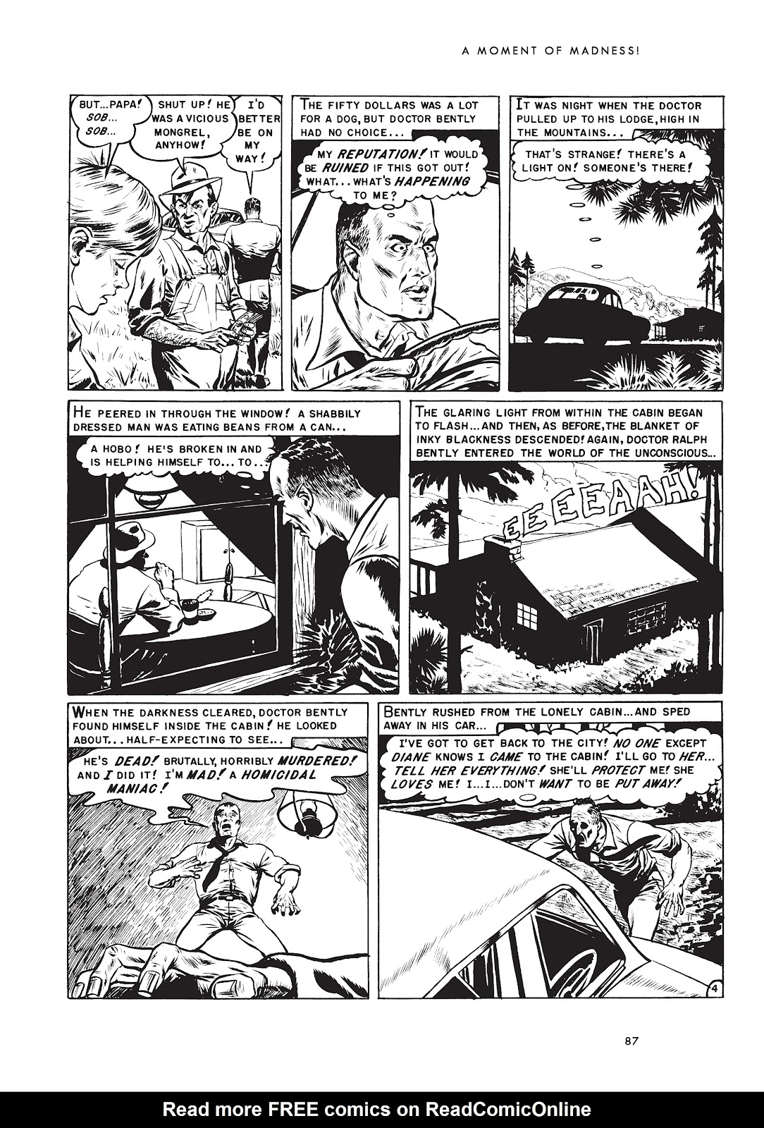 Read online Doctor of Horror and Other Stories comic -  Issue # TPB (Part 2) - 3