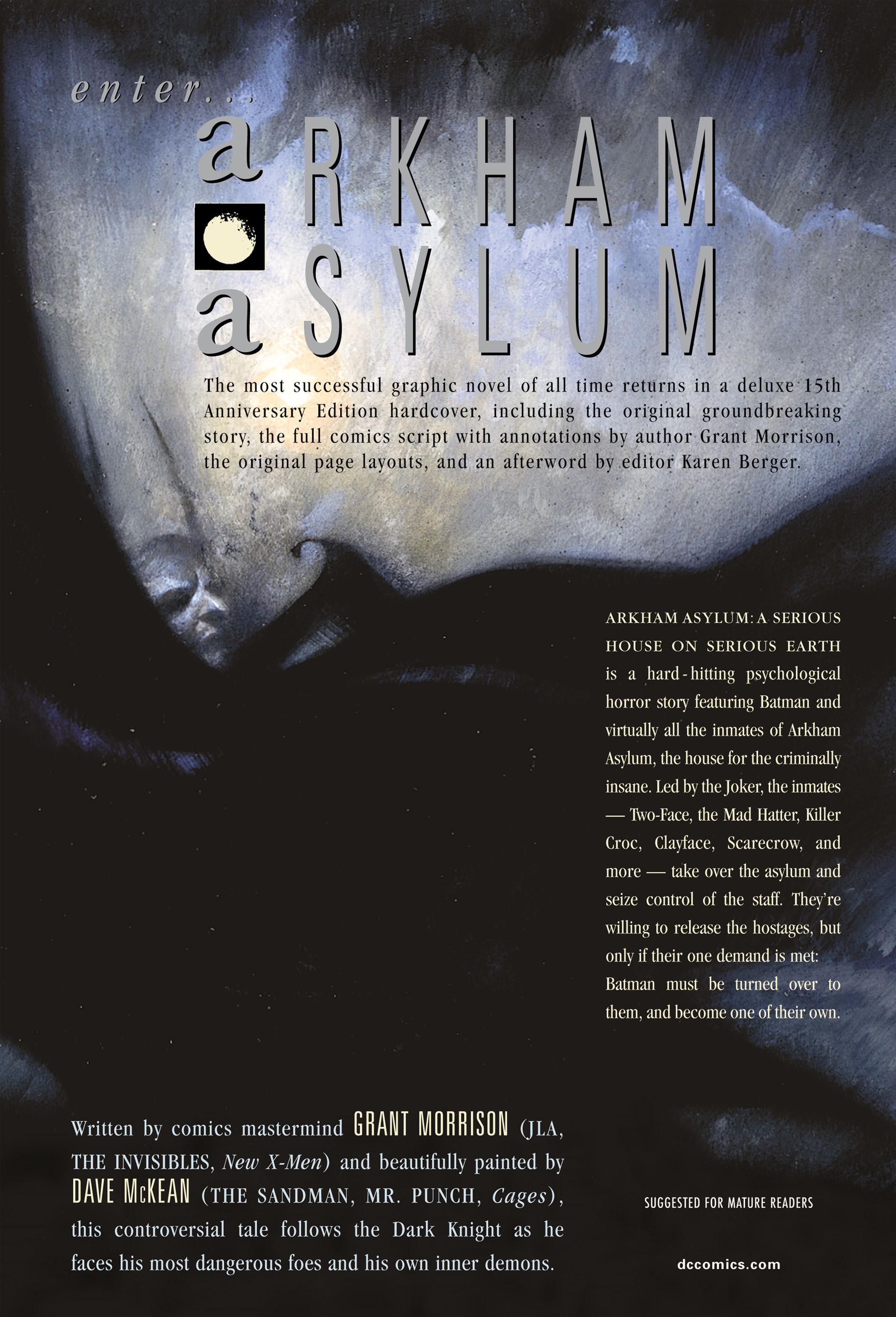 Read online Arkham Asylum comic -  Issue #Arkham Asylum Full - 205