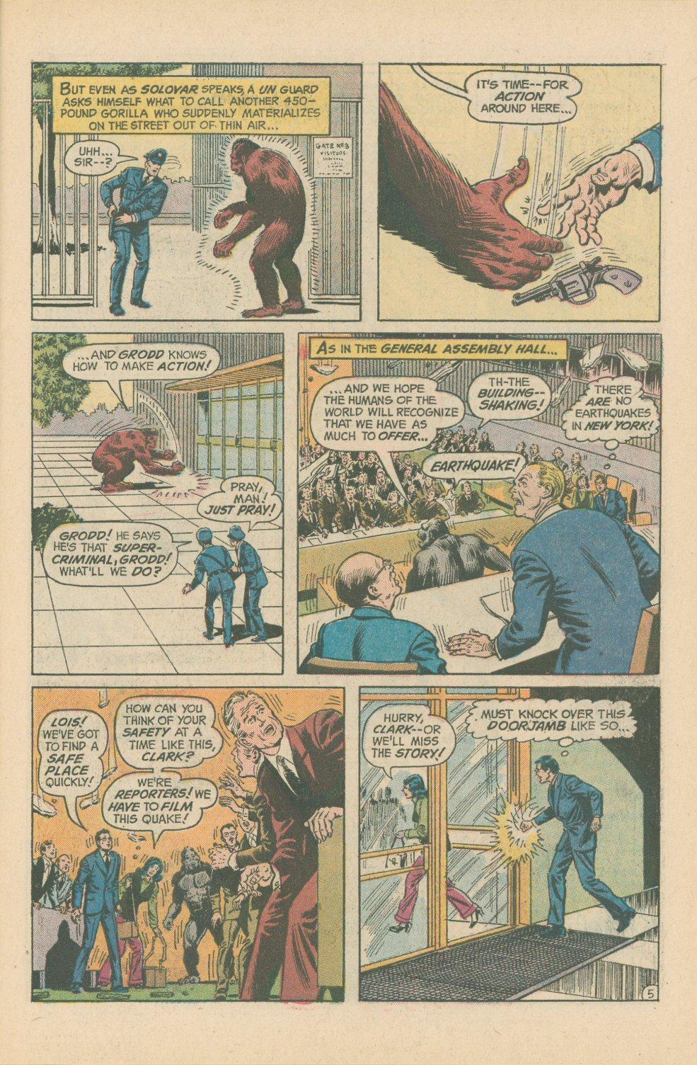 Action Comics (1938) 424 Page 6