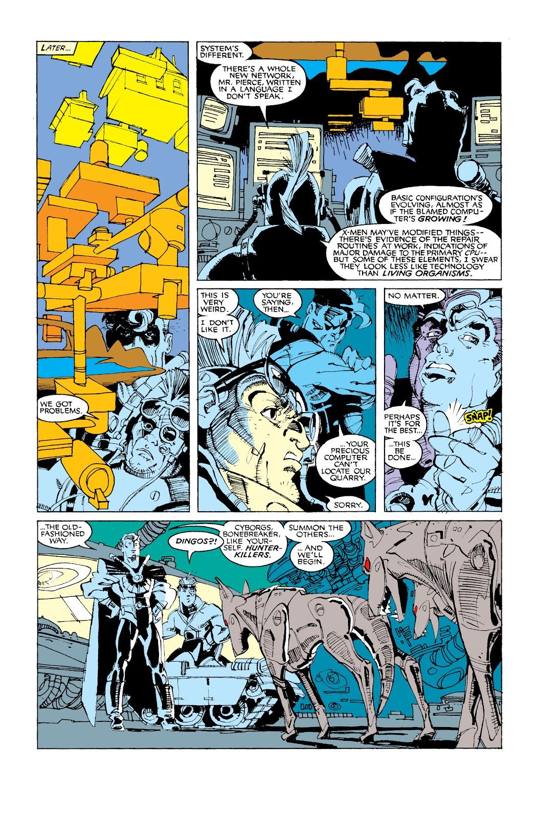 Uncanny X-Men (1963) issue 252 - Page 15