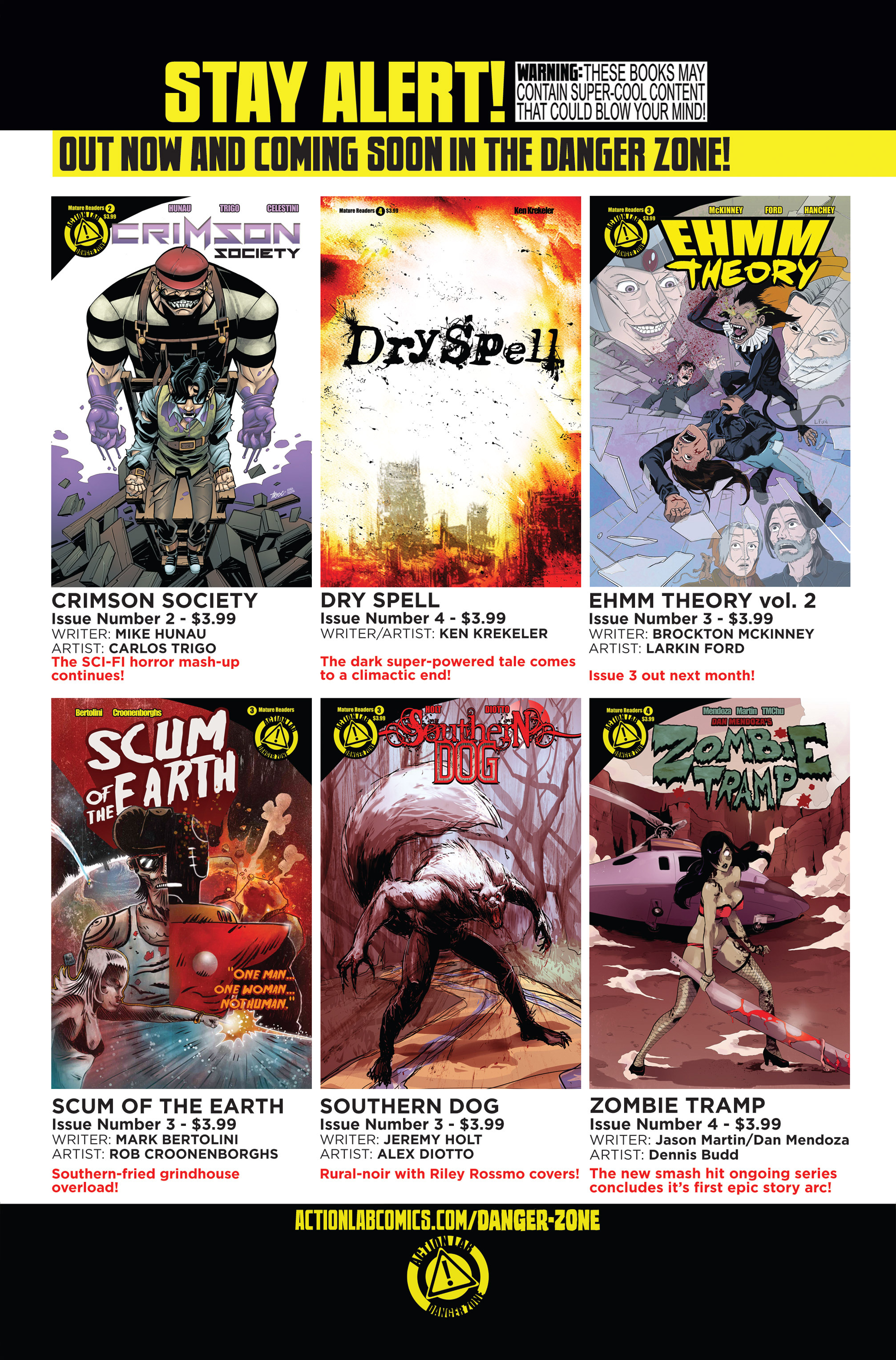 Read online Ehmm Theory: Everything & Small Doses comic -  Issue #2 - 31