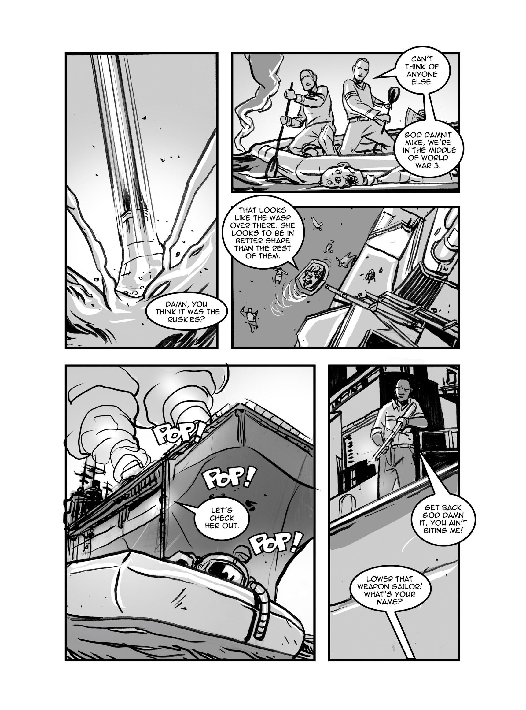 Read online FUBAR comic -  Issue #3 - 325
