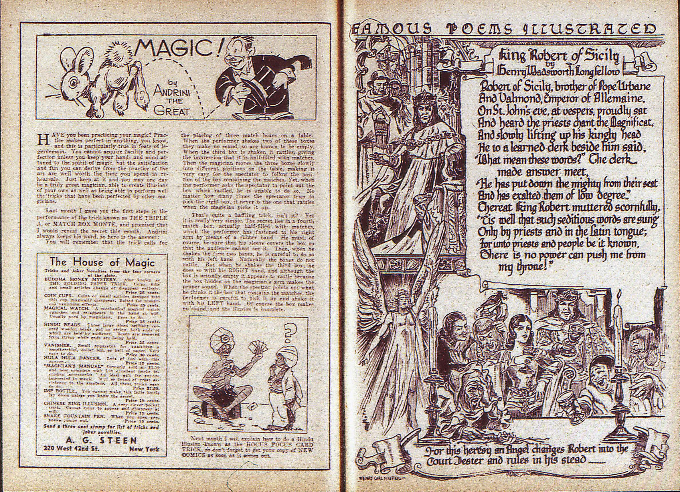 Read online Adventure Comics (1938) comic -  Issue #5 - 32