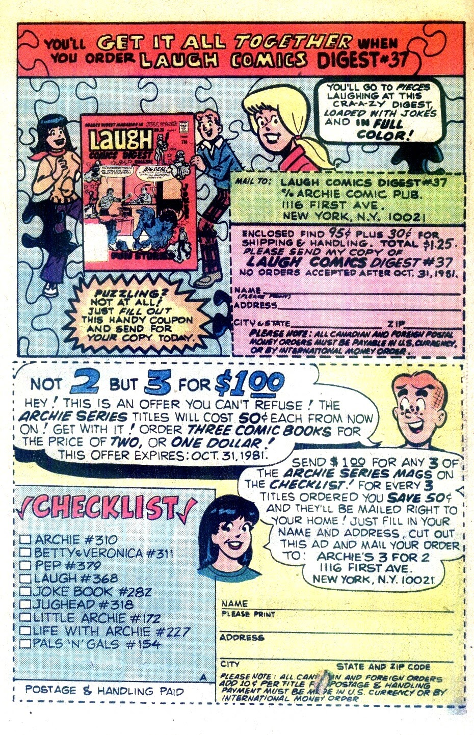 Read online Madhouse Comics comic -  Issue #126 - 33