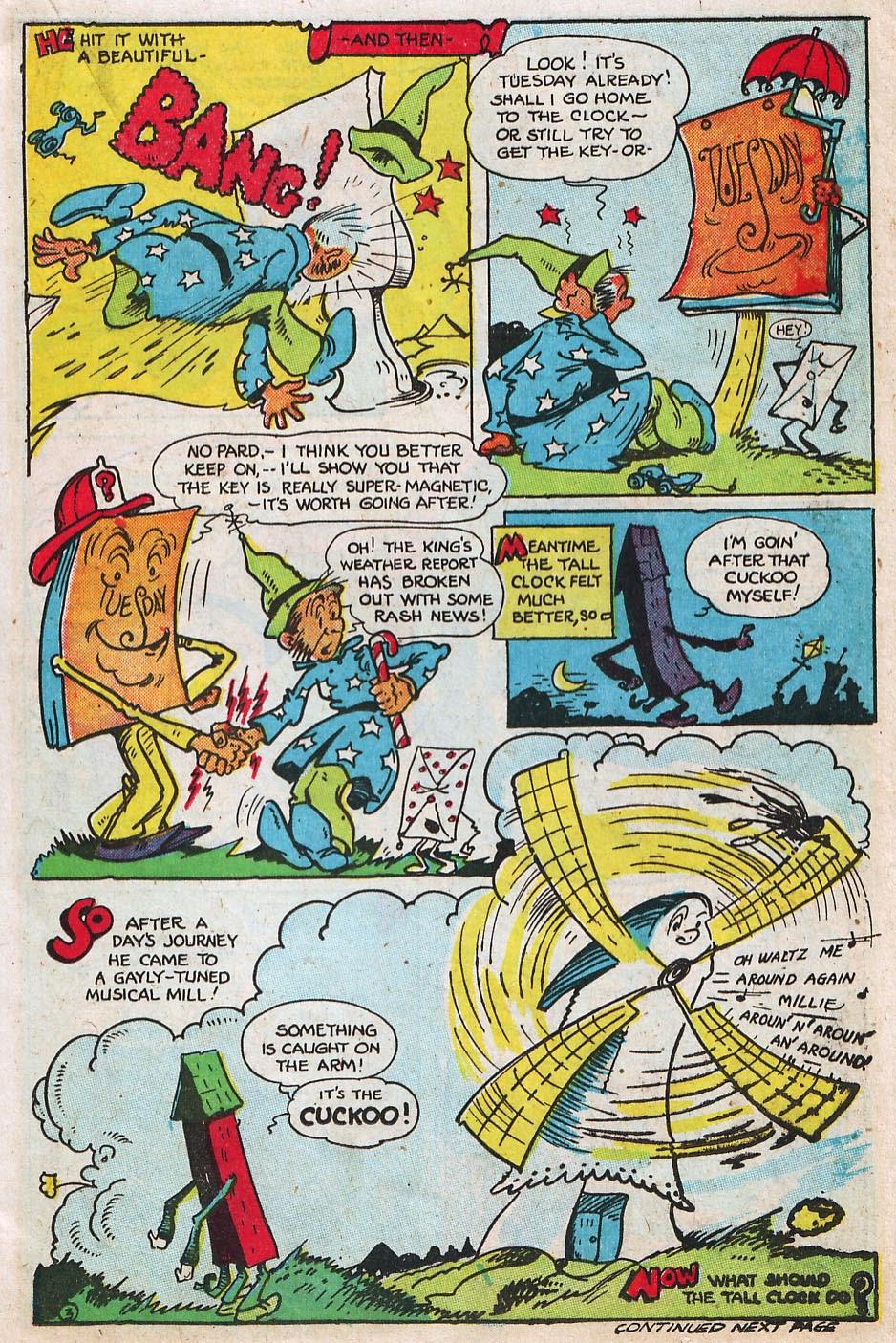Jingle Jangle Comics issue 20 - Page 19