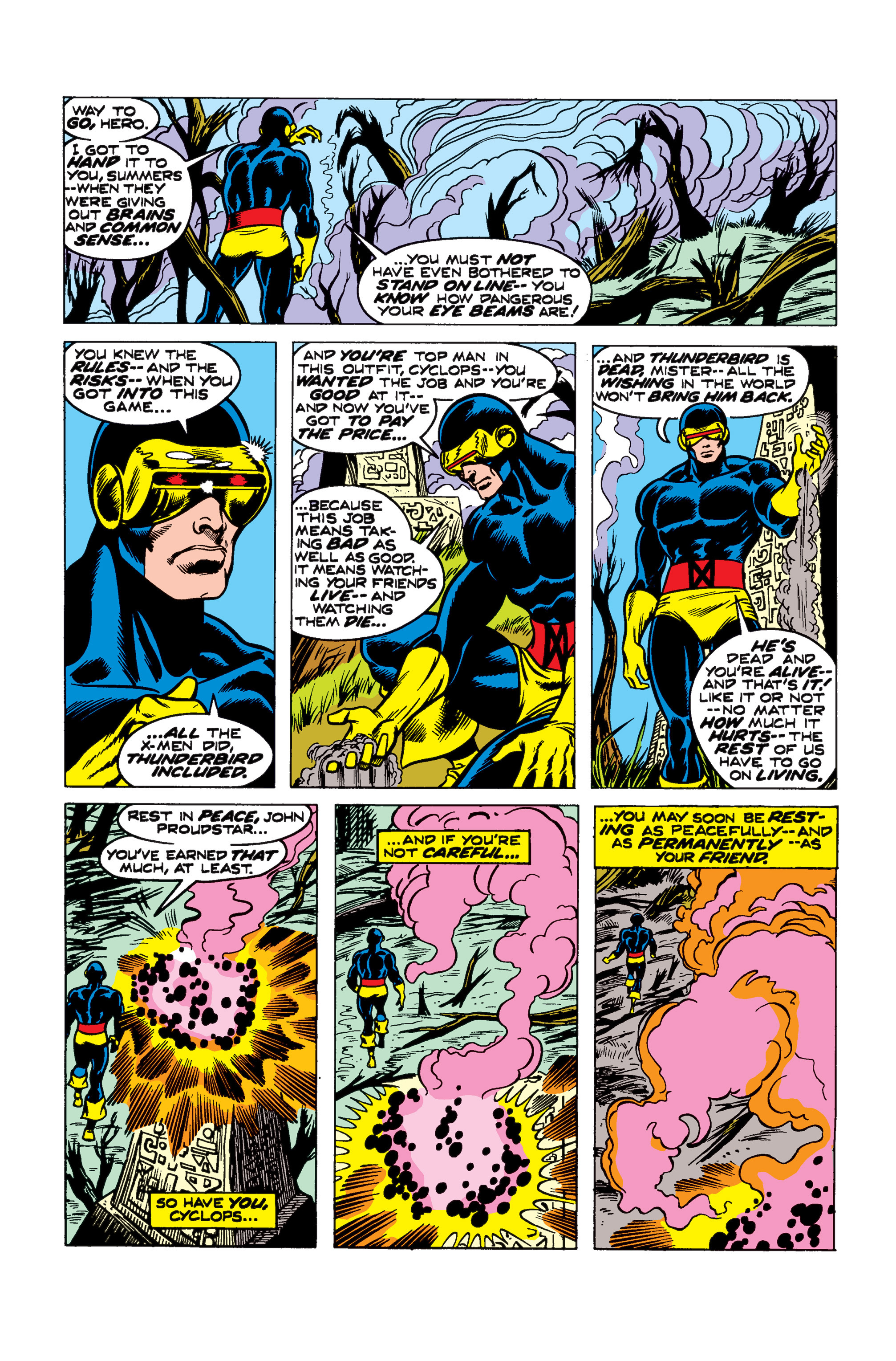 Uncanny X-Men (1963) 96 Page 4